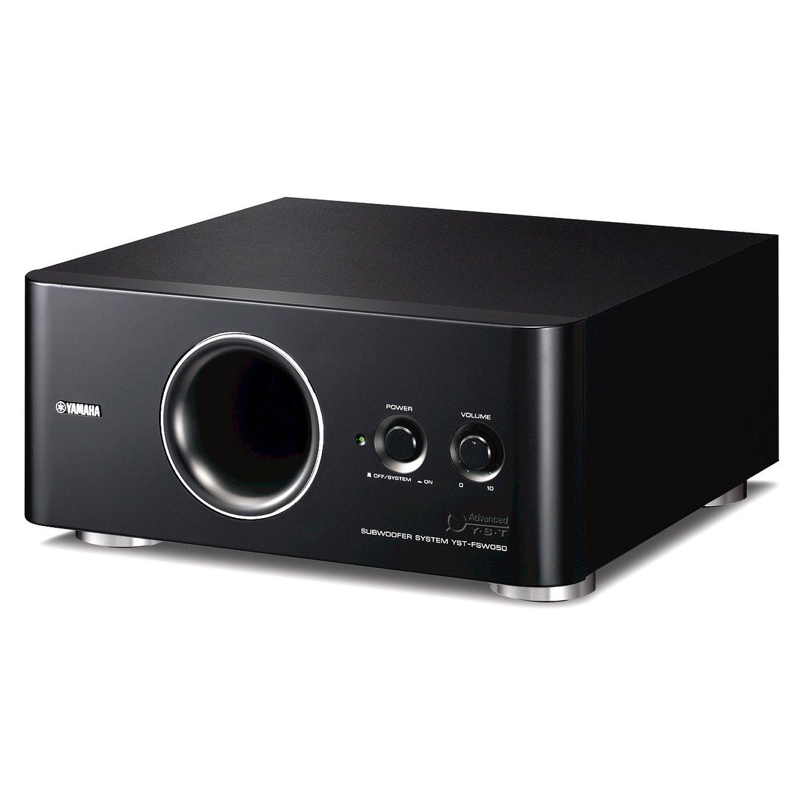 Yamaha YST-FSW050 Noir
