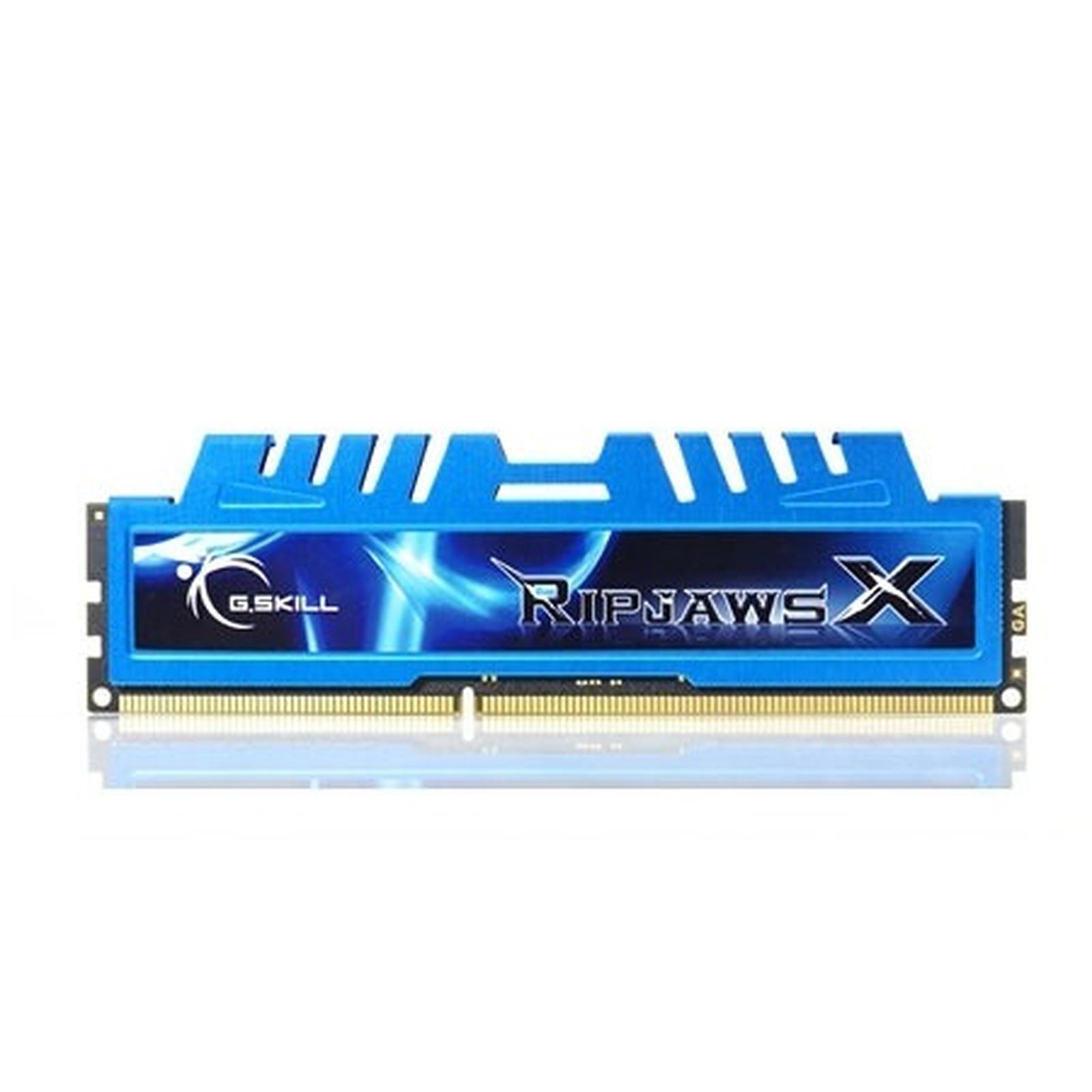 G.Skill RipJaws X Series 8 Go (2x 4Go) DDR3 1600 MHz CL8