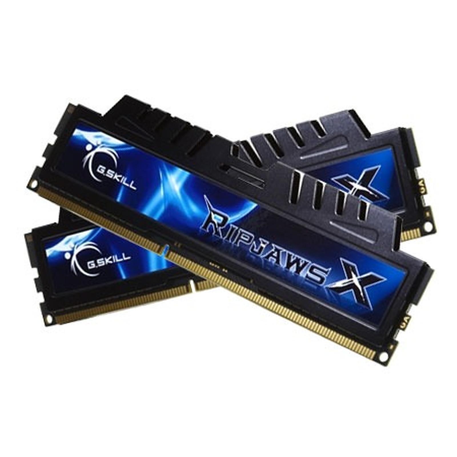 G.Skill RipJaws X Series 4 Go (2x 2Go) DDR3 2133 MHz CL7