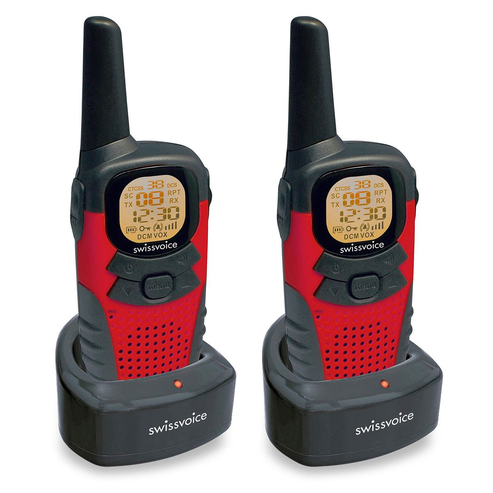 Swissvoice PMR TwinTop 400 Rouge