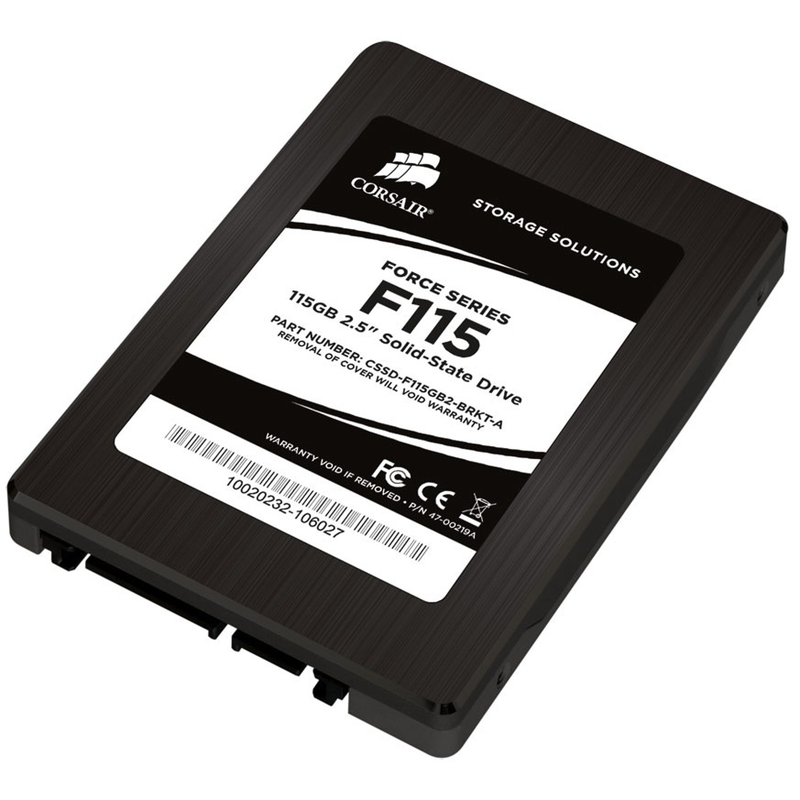 Corsair Force Series F115 SSD 115 Go