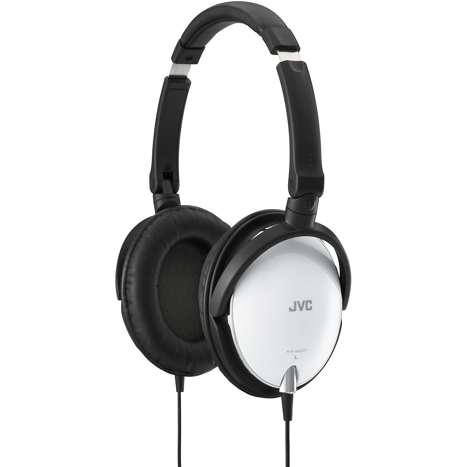 JVC HA-S600 Blanc