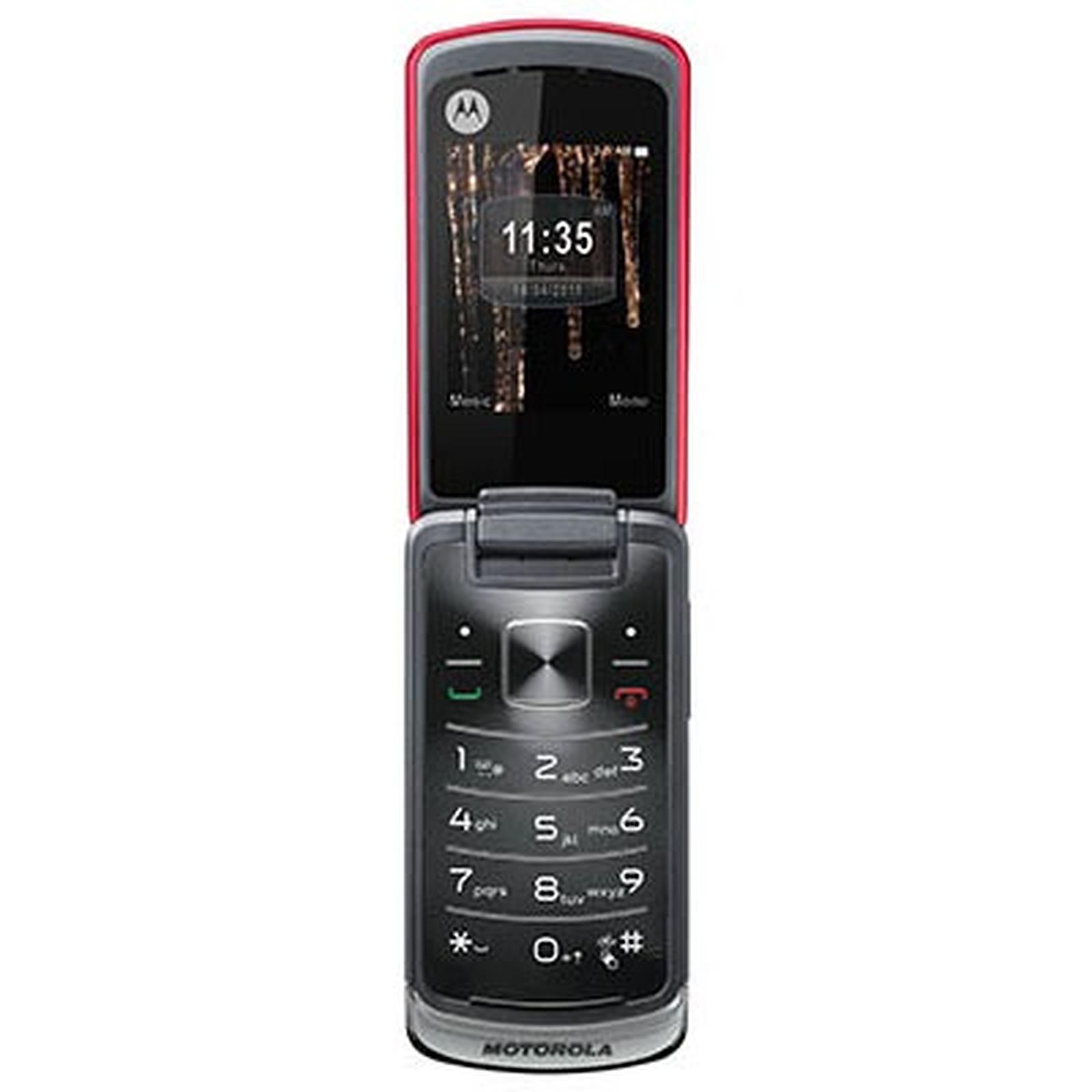 Motorola Gleam Rouge
