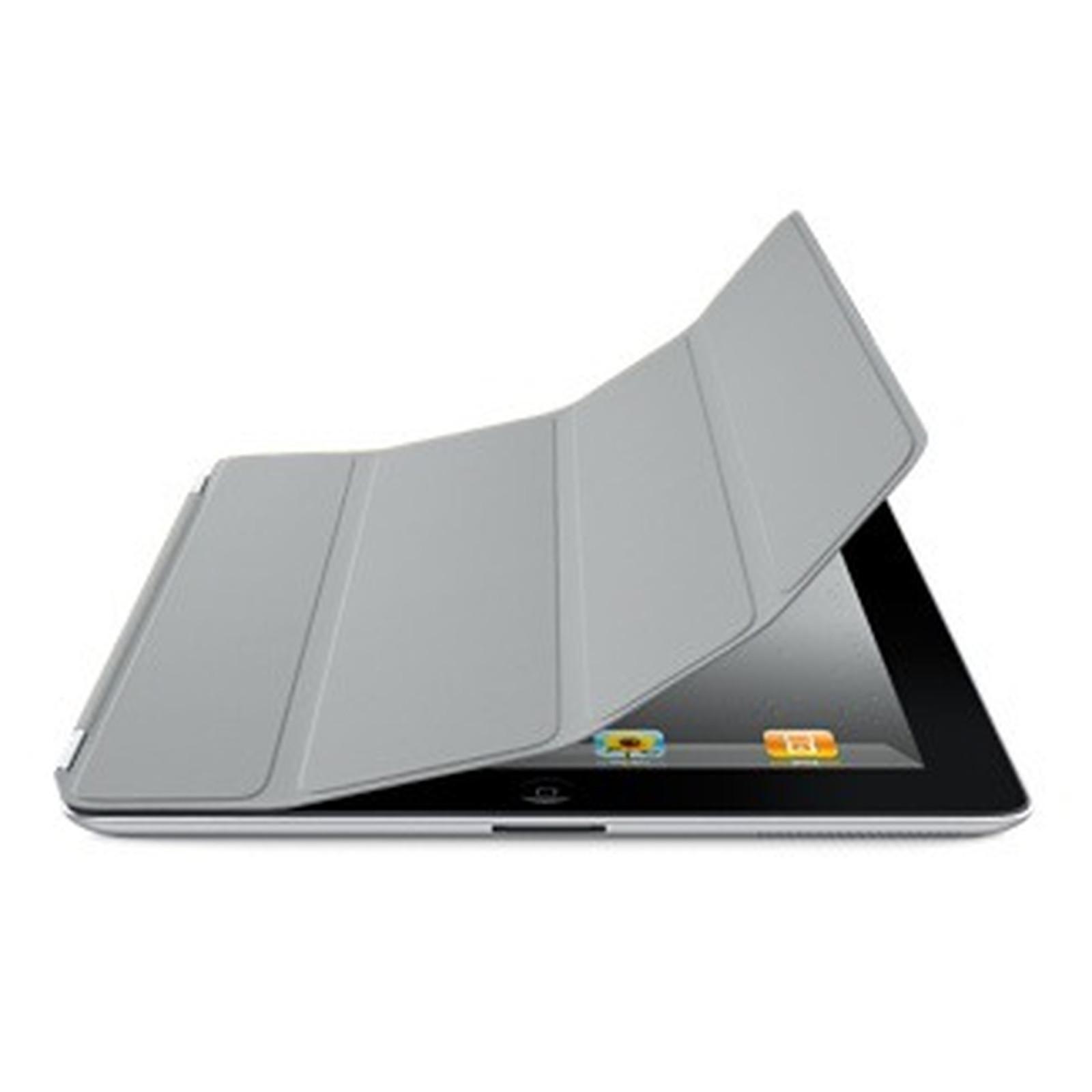 Apple iPad Smart Cover Polyuréthane Gris