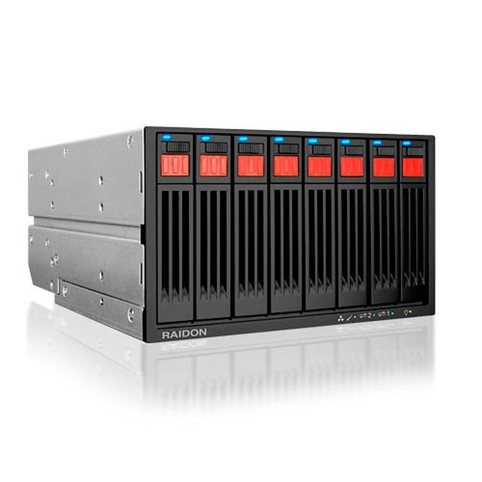 RAIDON iS2880-8S-S2D