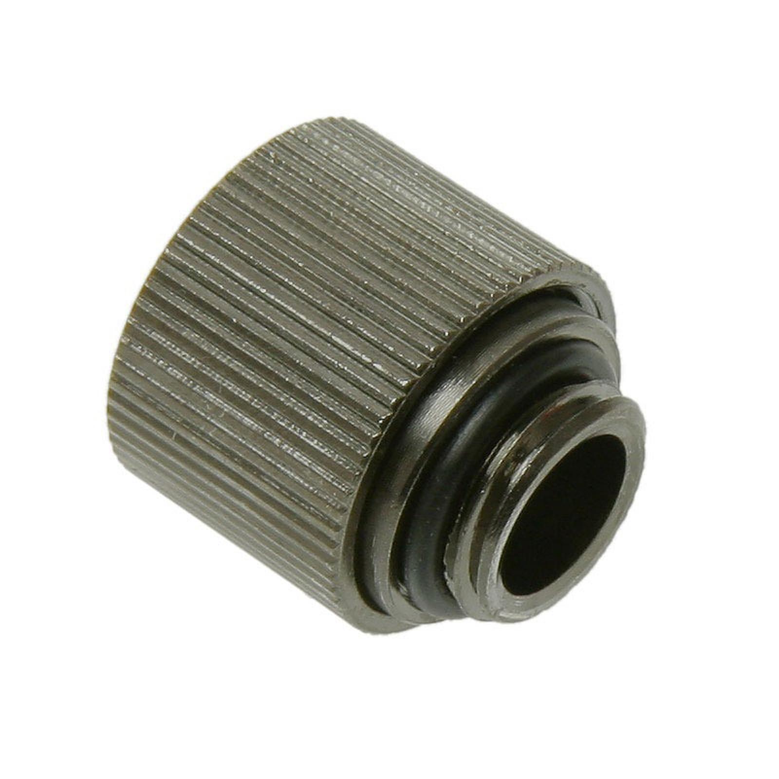 """Connecteur 1/4"""" 13/10 mm compact (coloris noir)"""