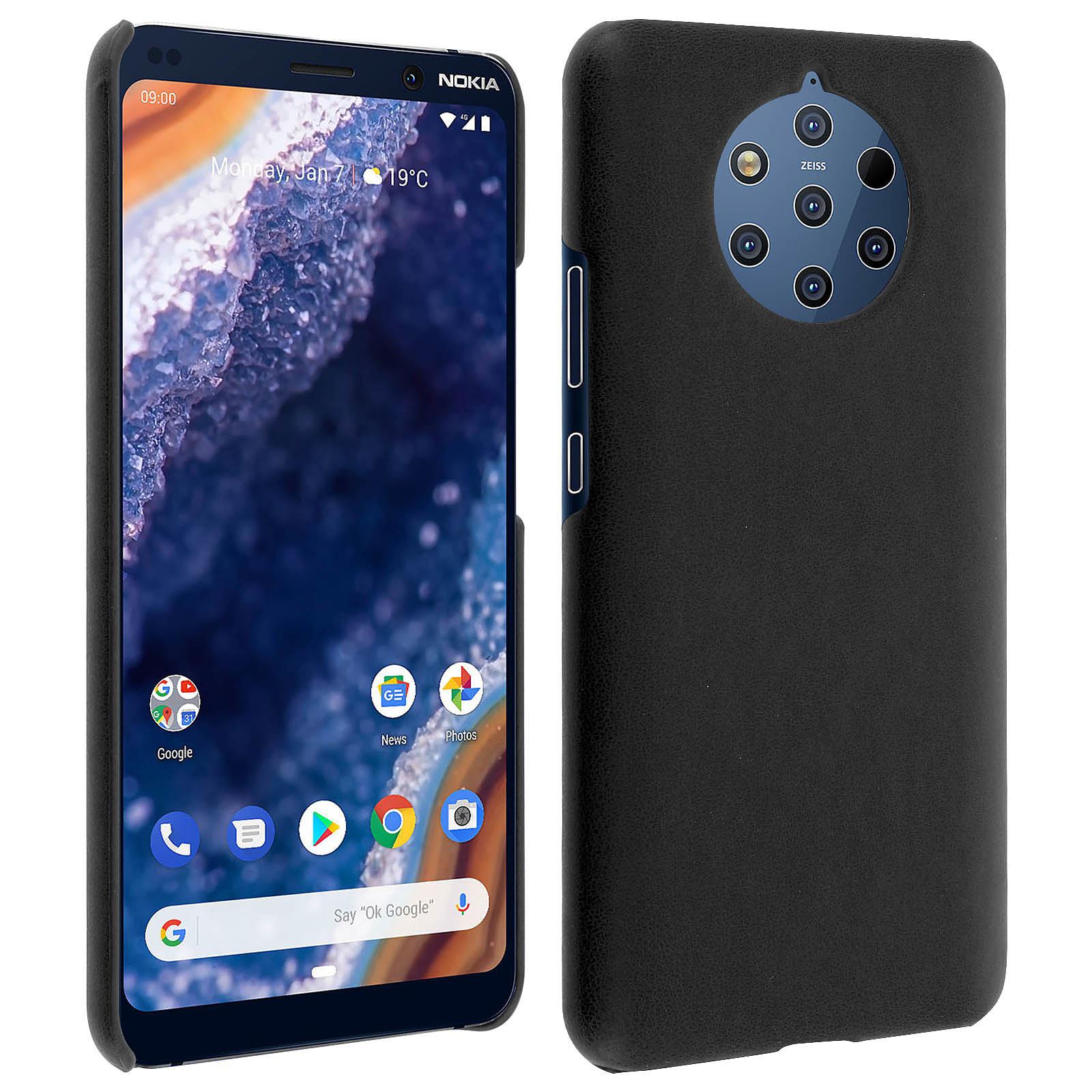 Avizar Coque Noir pour Nokia 9 PureView