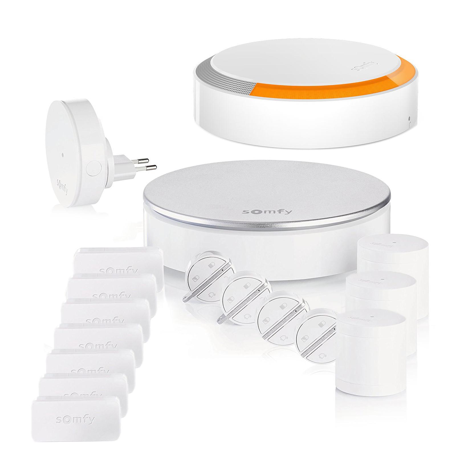 Somfy Pack Protect Home Alarm Starter - Kit 4