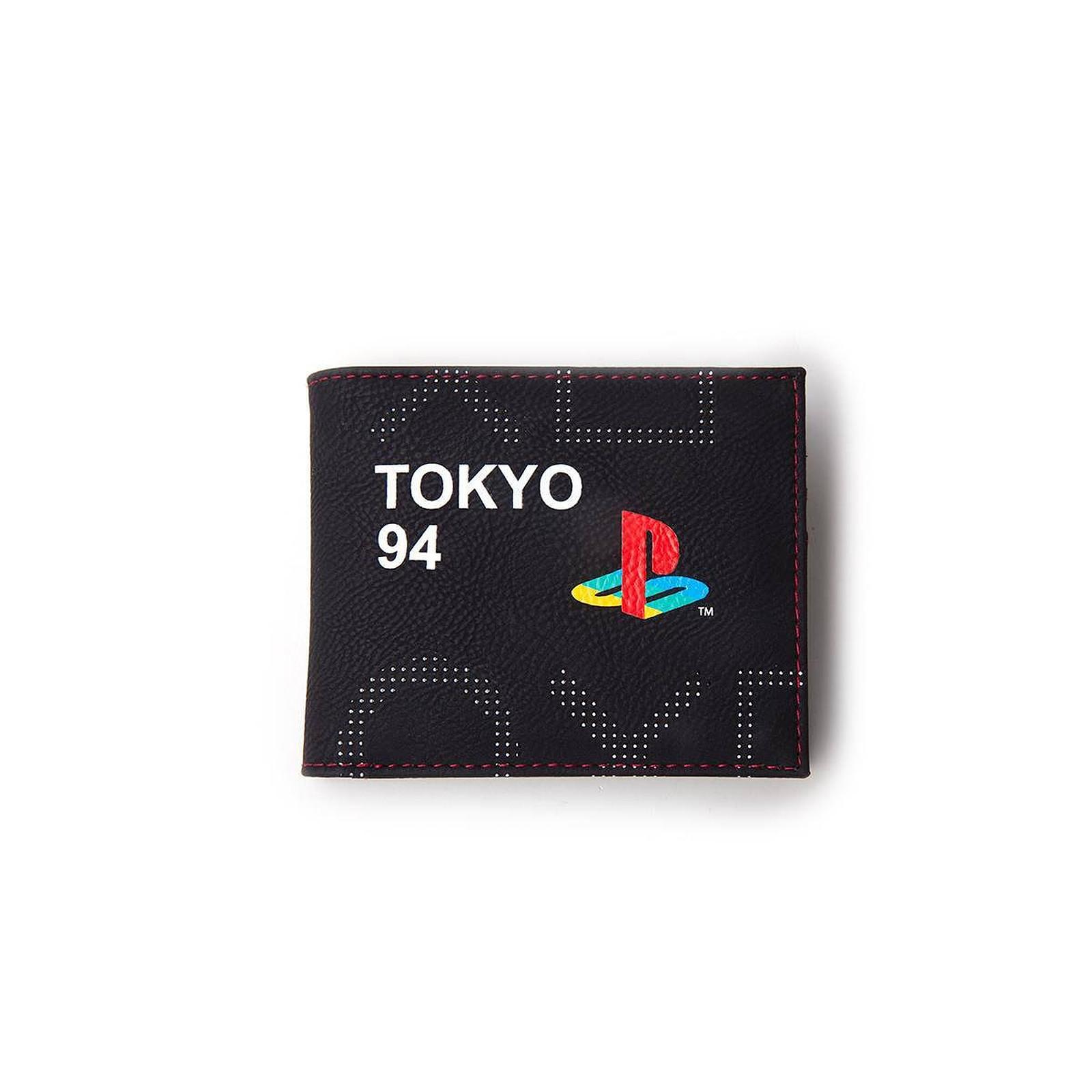 Sony Playstation Porte Monnaie Tech19 Portefeuille Difuzed Sur Ldlc Com