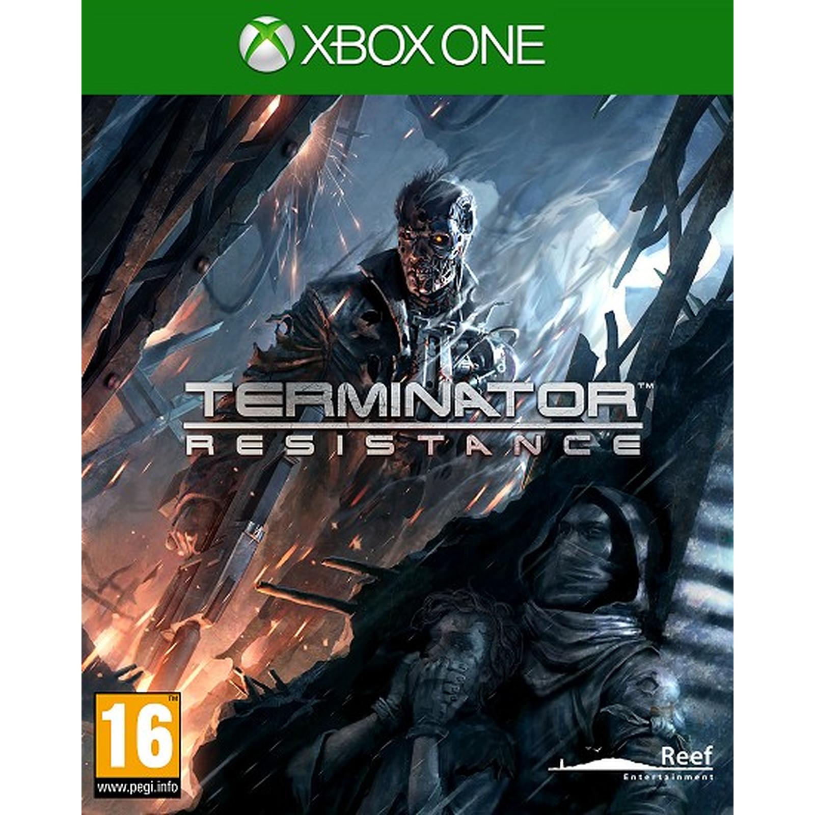 Terminator Resistance (XBOX ONE)