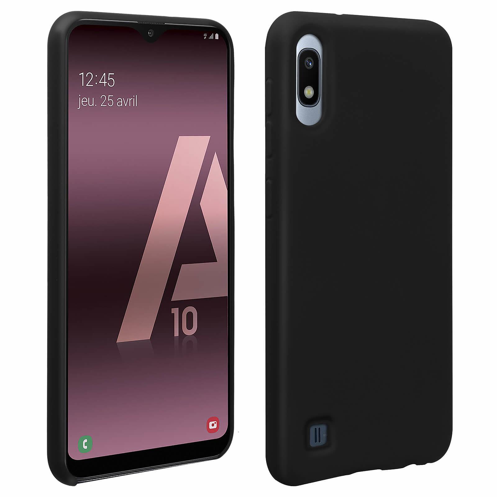 Avizar Coque Noir pour Samsung Galaxy A10