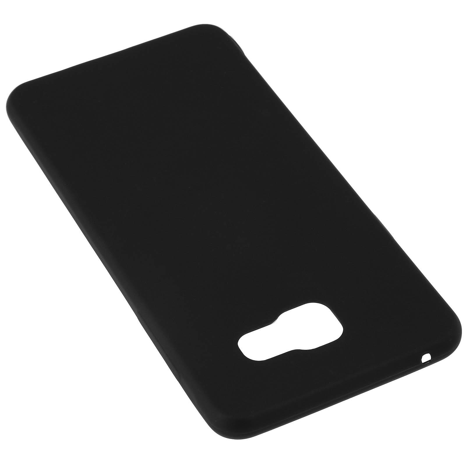 Avizar Coque Noir pour Samsung Galaxy A3 2016
