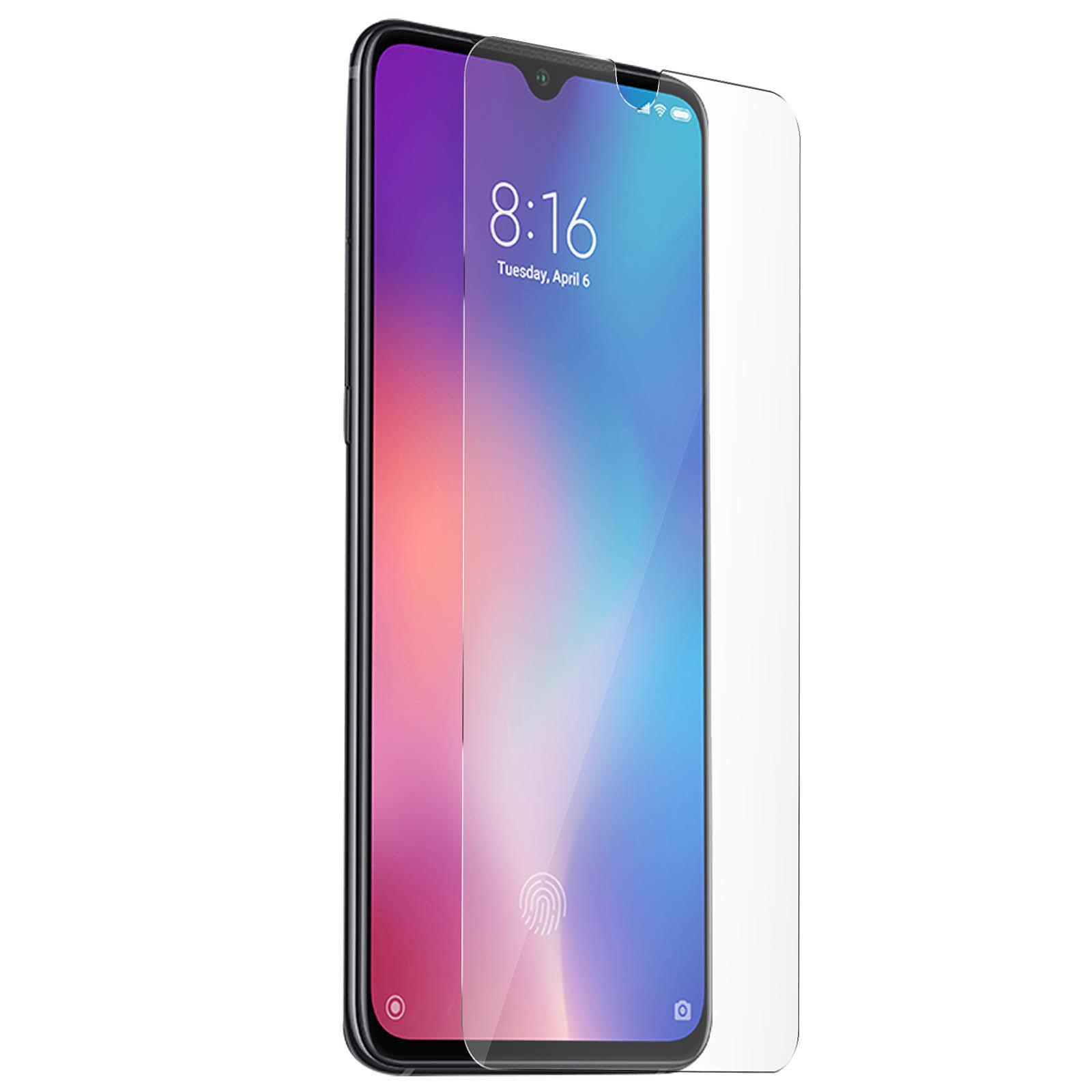 Avizar Film verre trempé Transparent pour Xiaomi Mi 9 SE