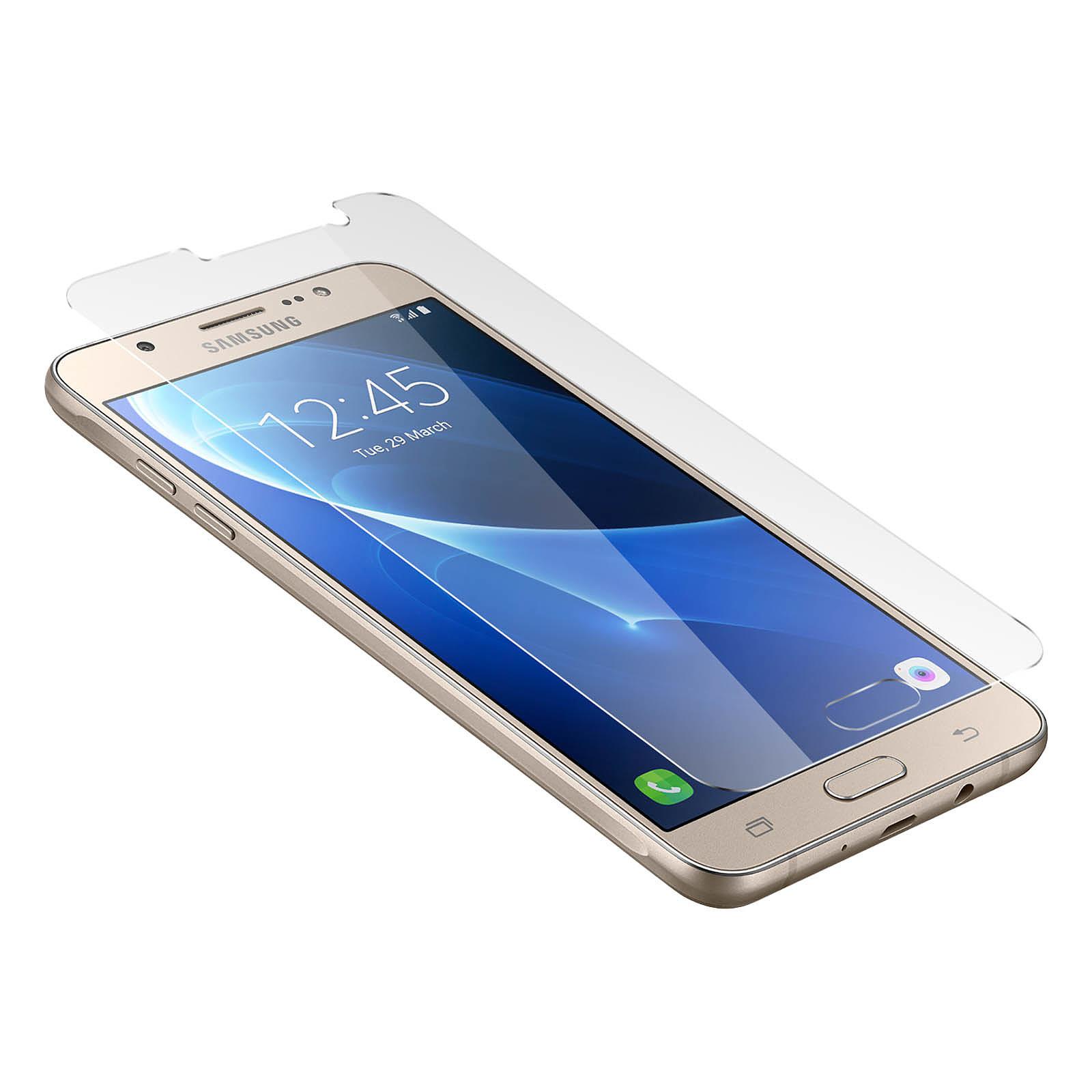 Avizar Film verre trempé Transparent pour Samsung Galaxy J5 2016