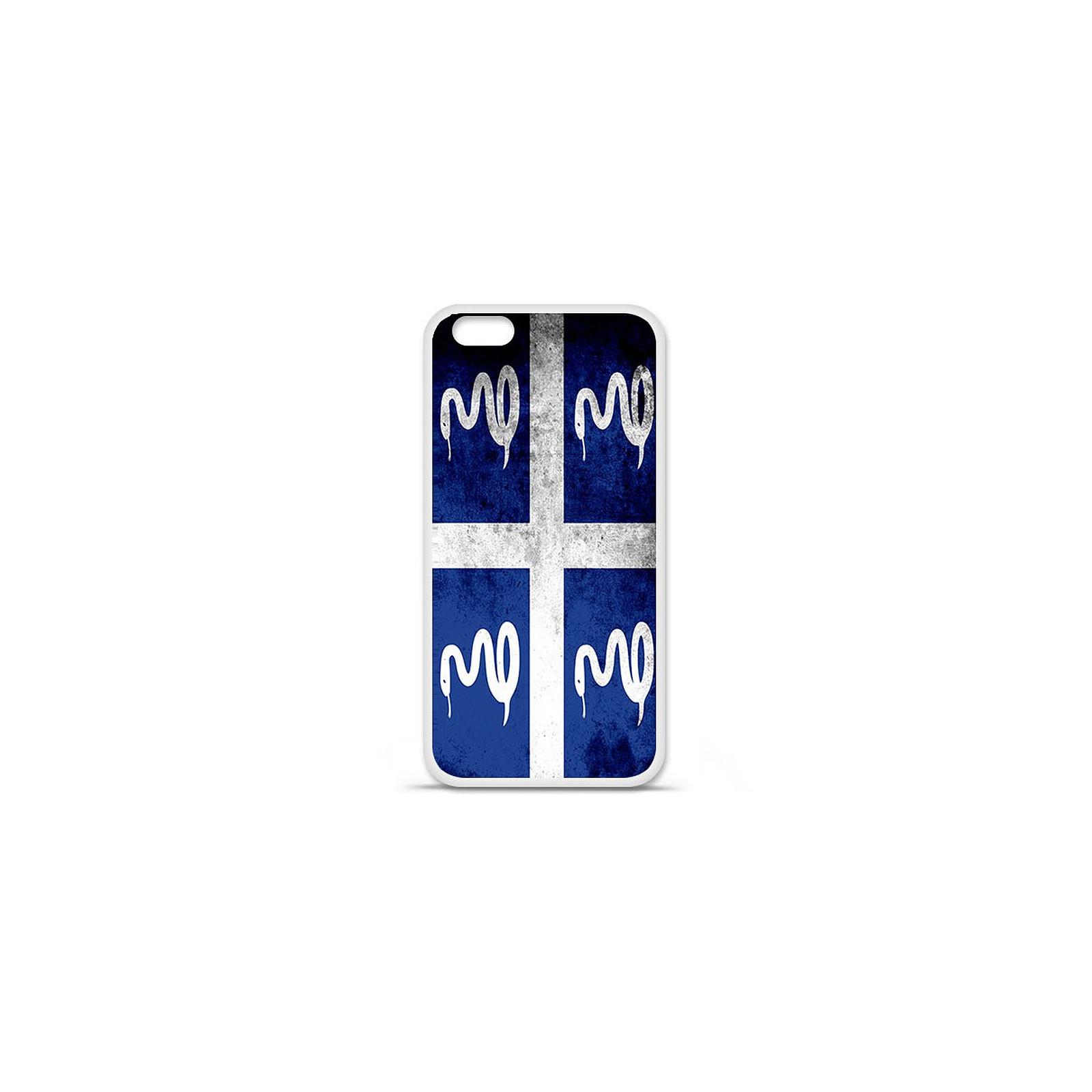 1001 Coques Coque silicone gel Apple IPhone 7 Plus motif Drapeau Martinique
