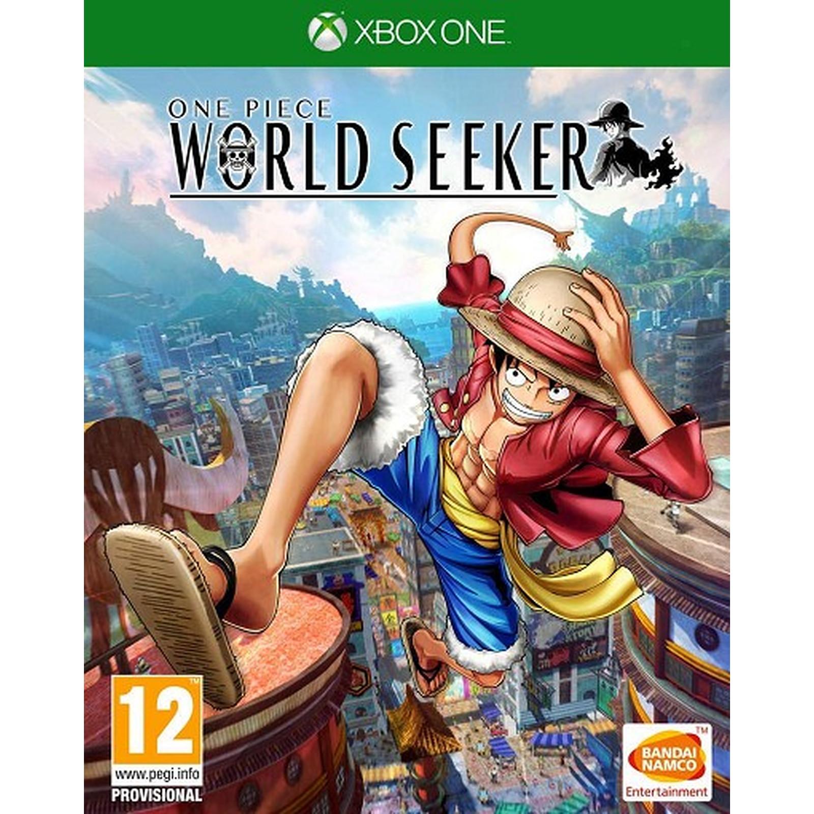One Piece World Seeker (XBOX ONE)