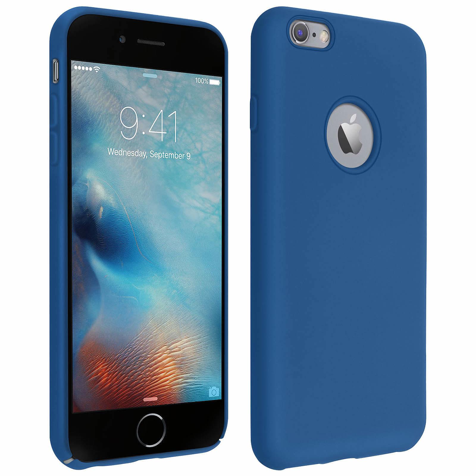 Avizar Coque Bleu pour Apple iPhone 6 Plus , Apple iPhone 6S Plus
