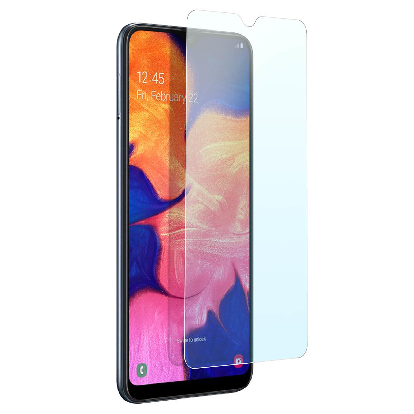 Avizar Film verre trempé Transparent pour Samsung Galaxy A10 , Samsung Galaxy M10