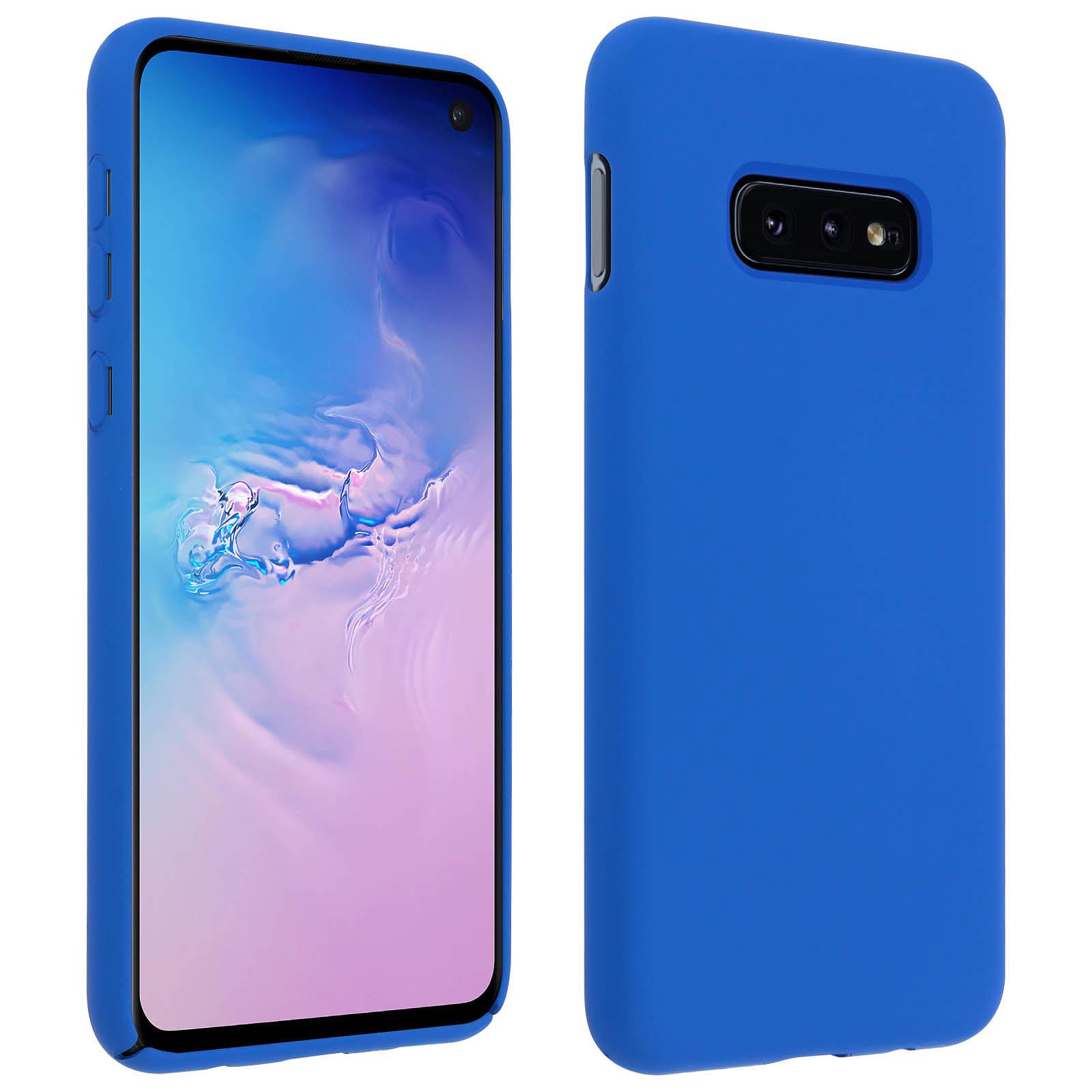 Avizar Coque Bleu Nuit pour Samsung Galaxy S10e