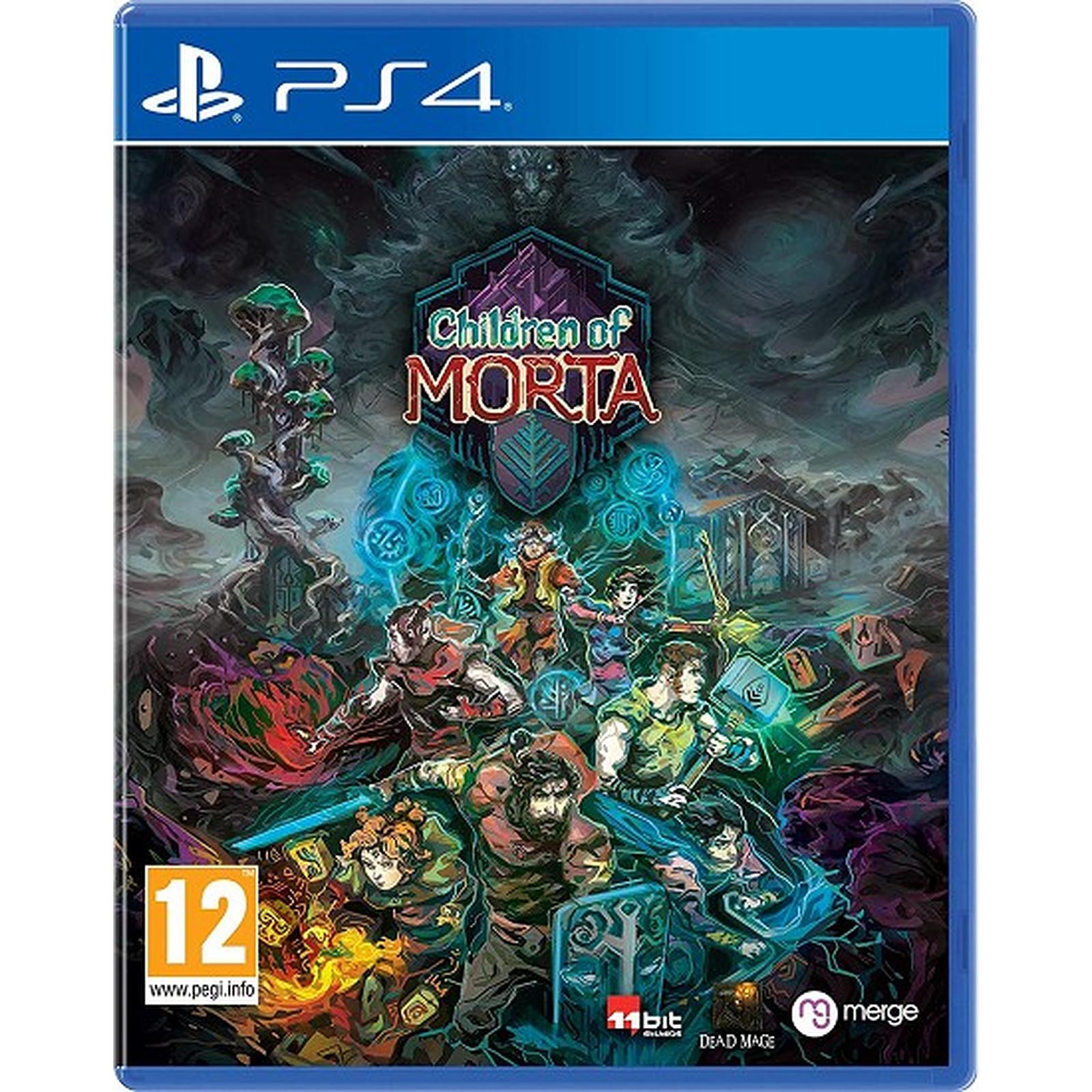 Children of Morta (PS4)