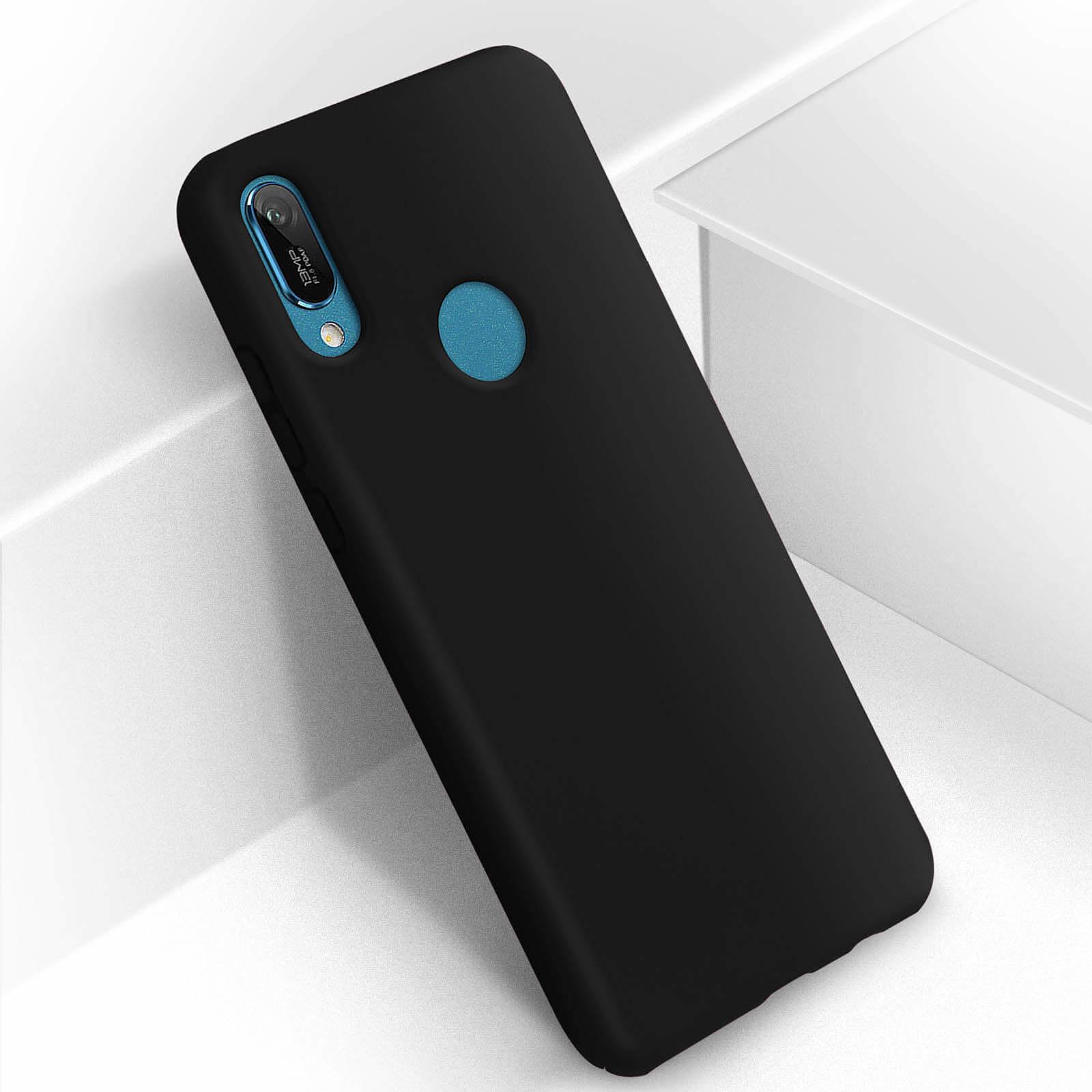 Avizar Coque Noir pour Huawei Y6 2019