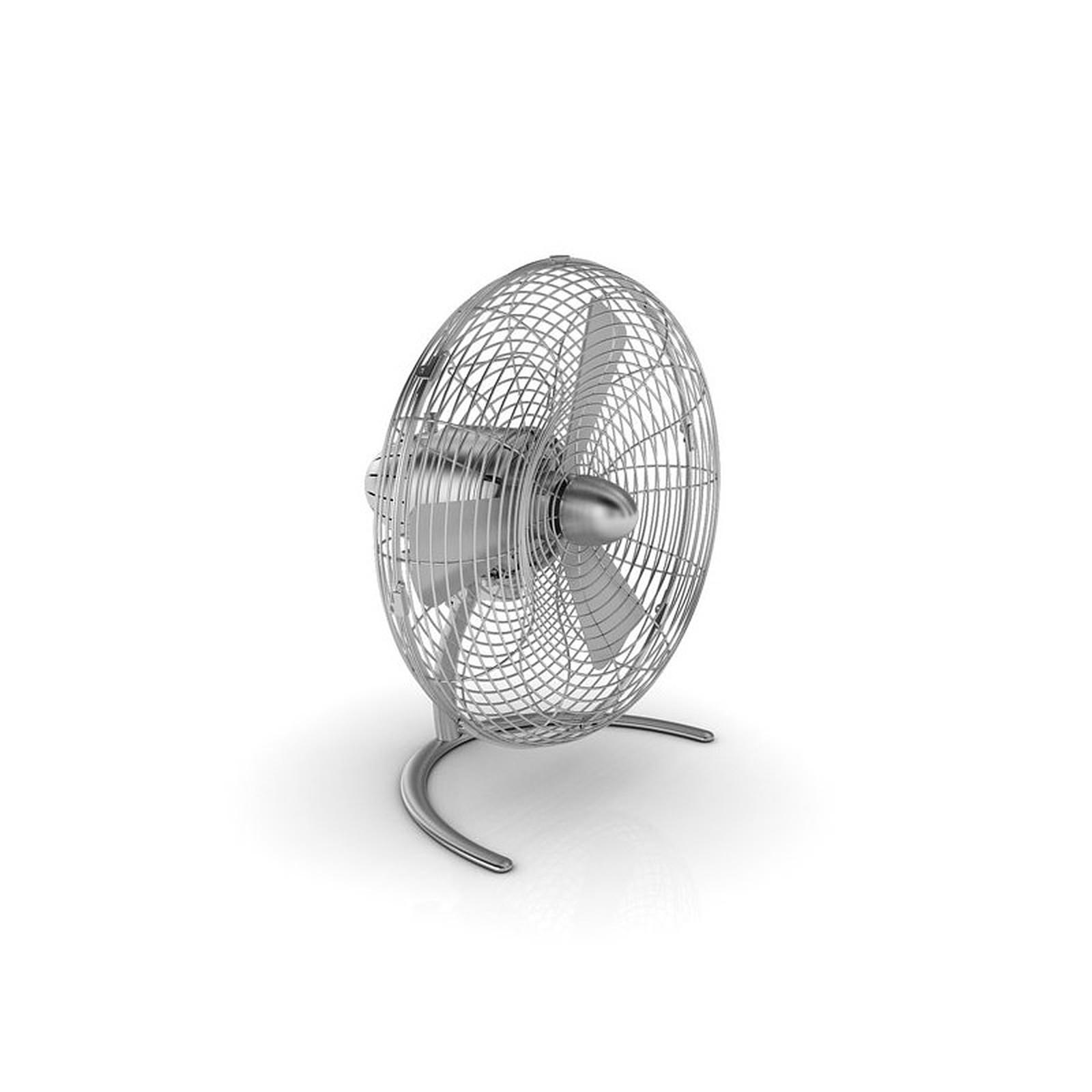 StadlerForm - Ventilateur CHARLY Little - Acier inox