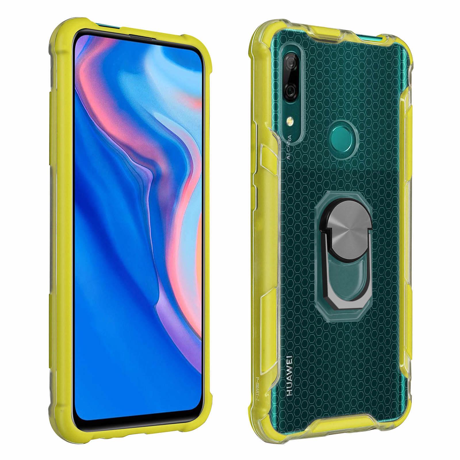 Avizar Coque Jaune pour Huawei P Smart Z , Honor 9X