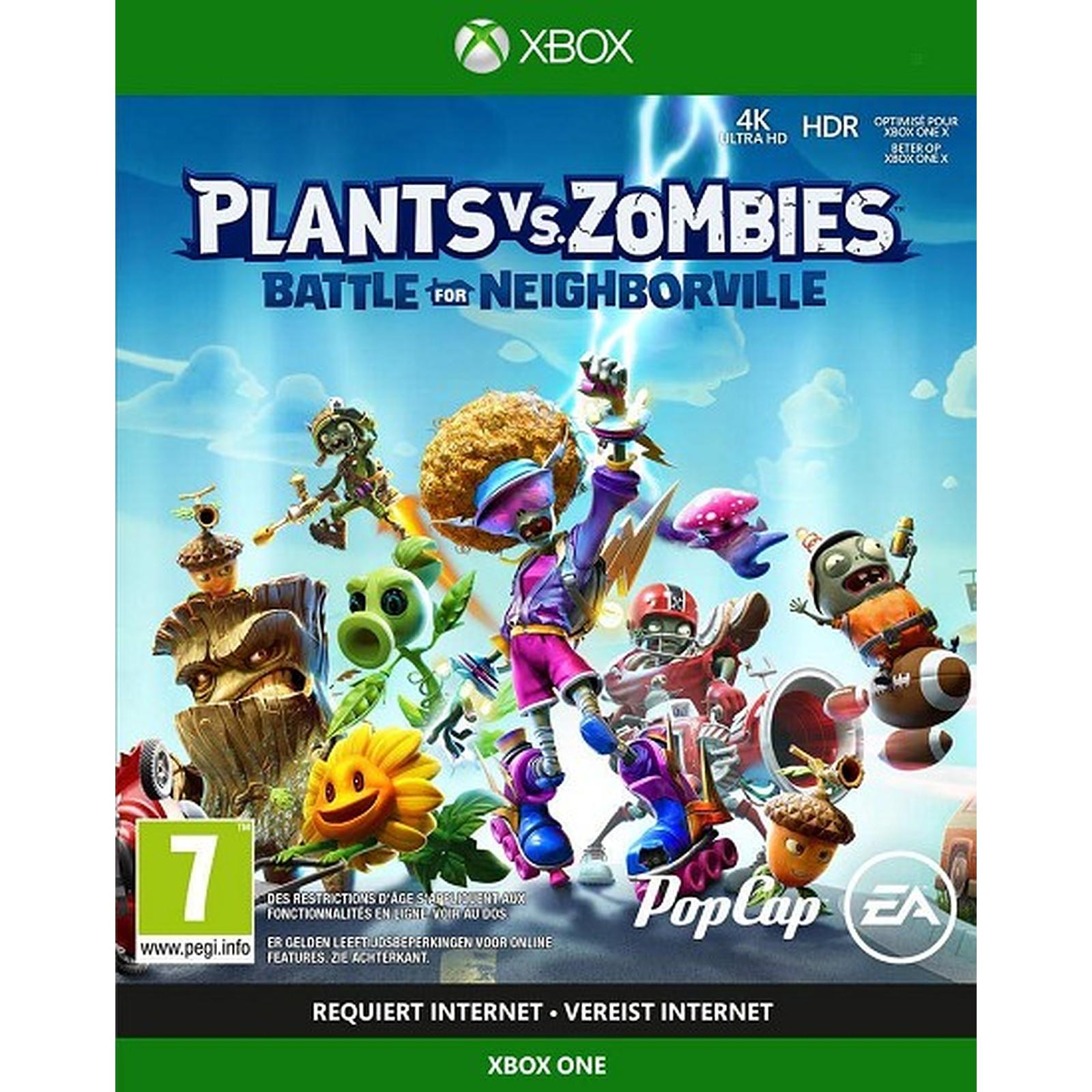 Plants vs Zombies La bataille de Neighborville (XBOX ONE)