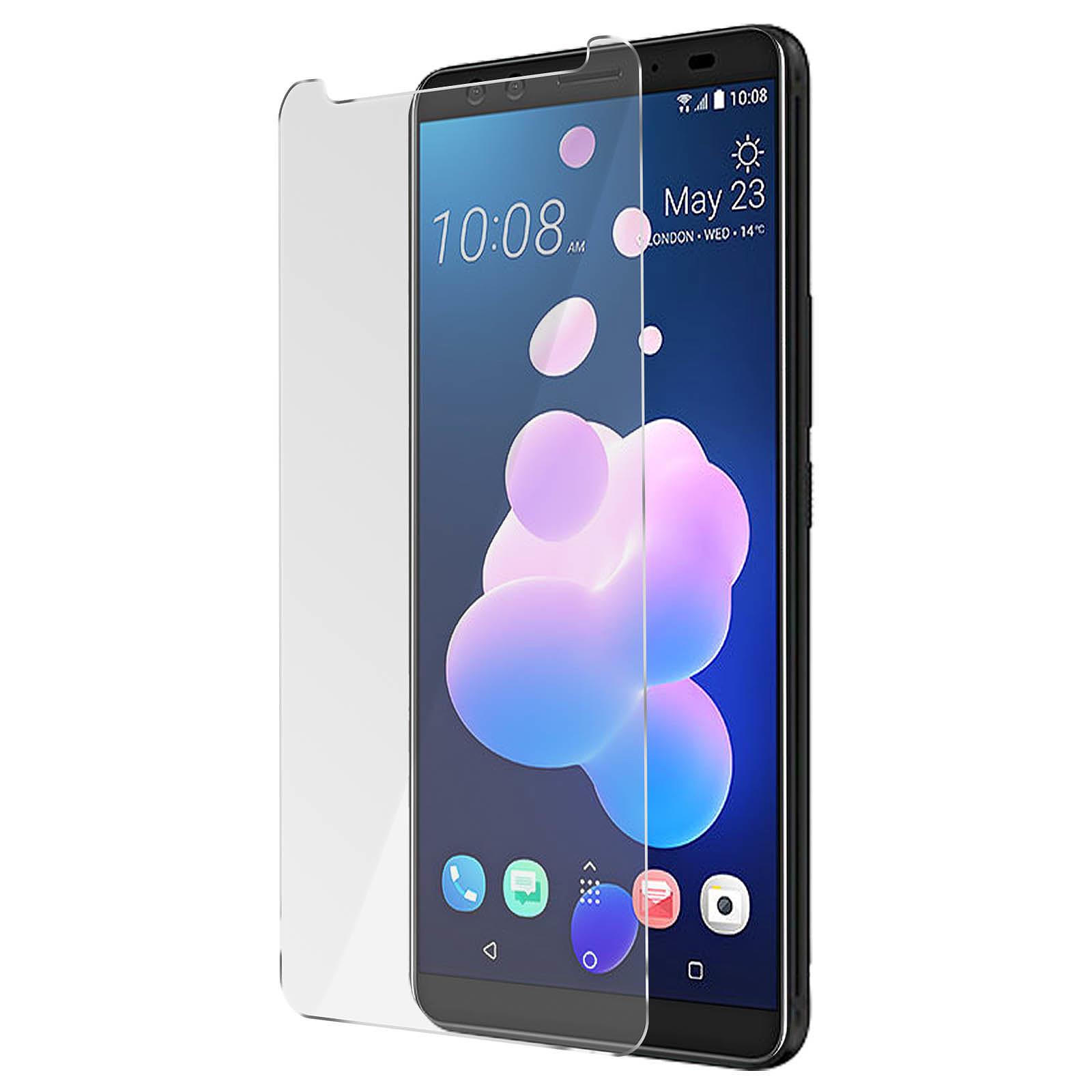Avizar Film verre trempé Transparent pour HTC U12 Plus