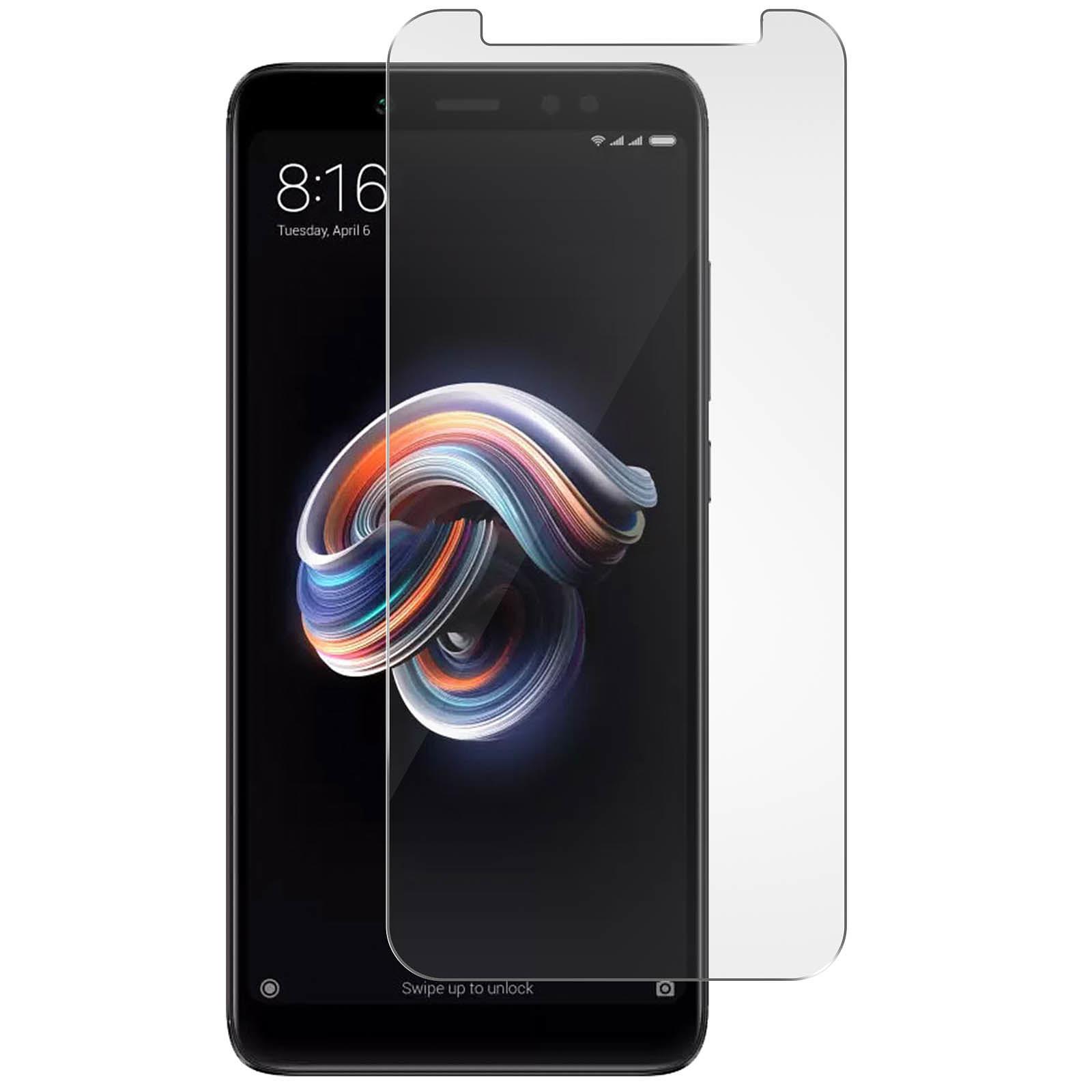 Avizar Film verre trempé Transparent pour Xiaomi Redmi Note 5