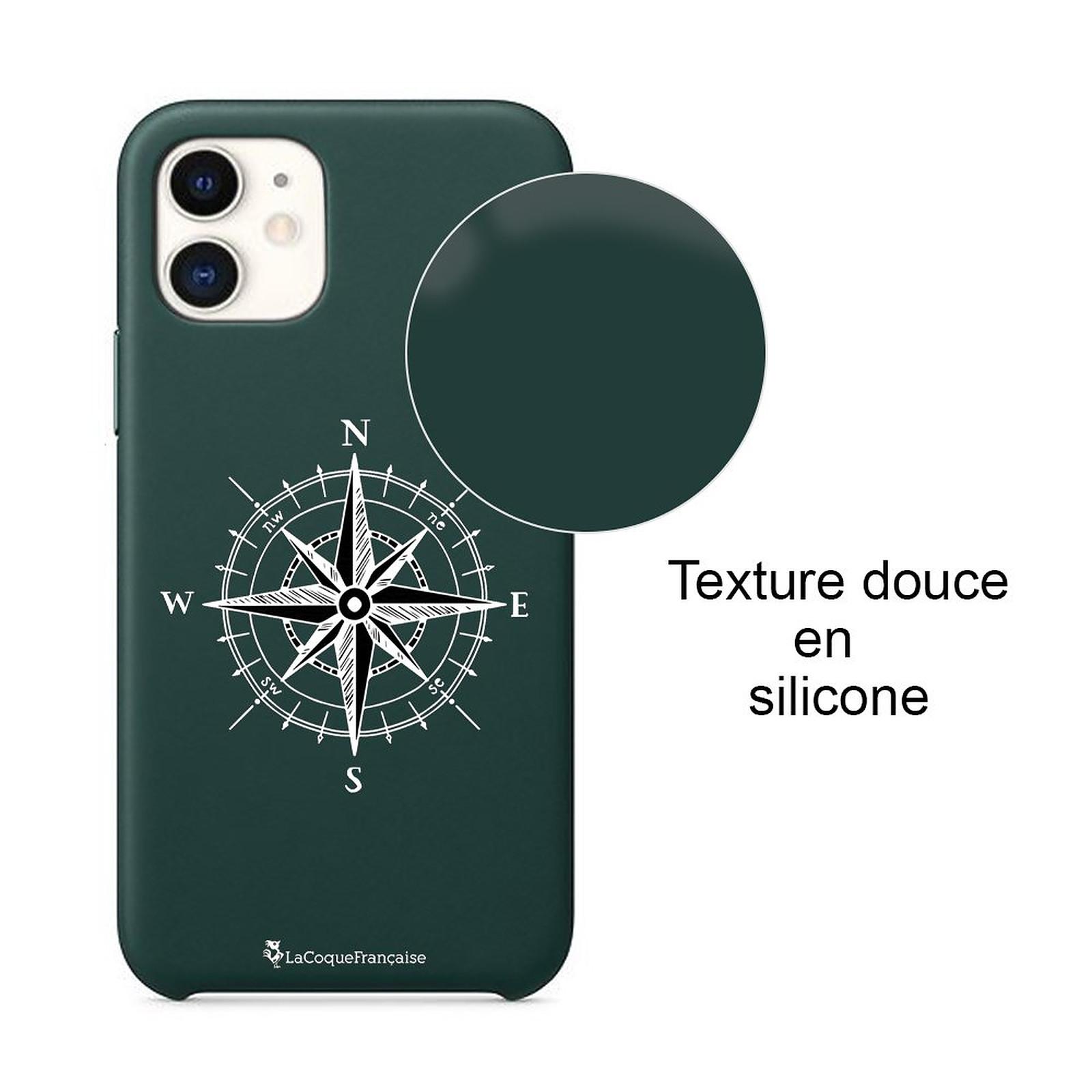 coque iphone 8 boussole