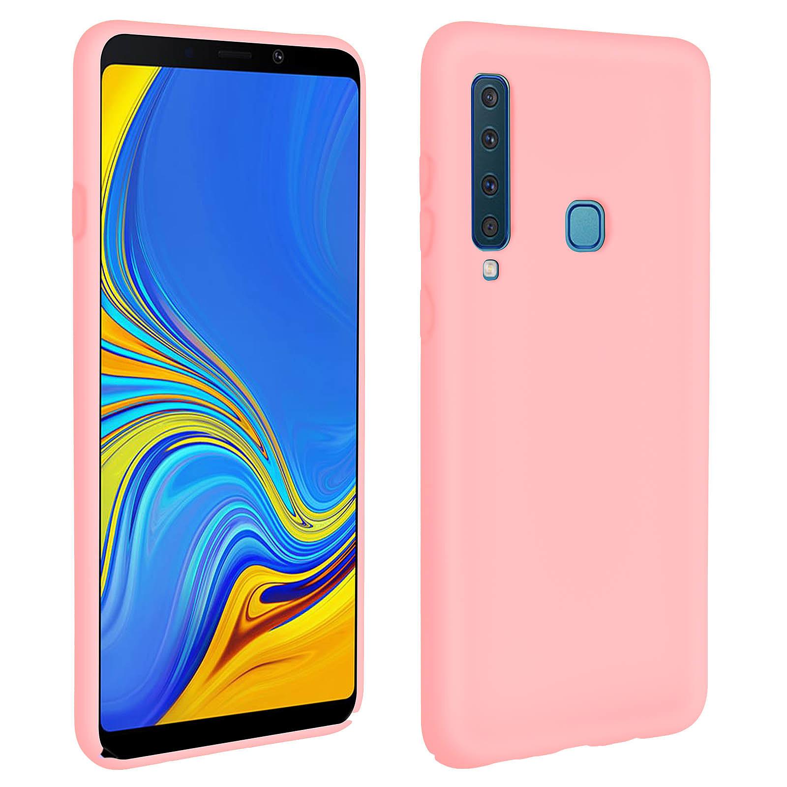 Avizar Coque Rose pour Samsung Galaxy A9 2018