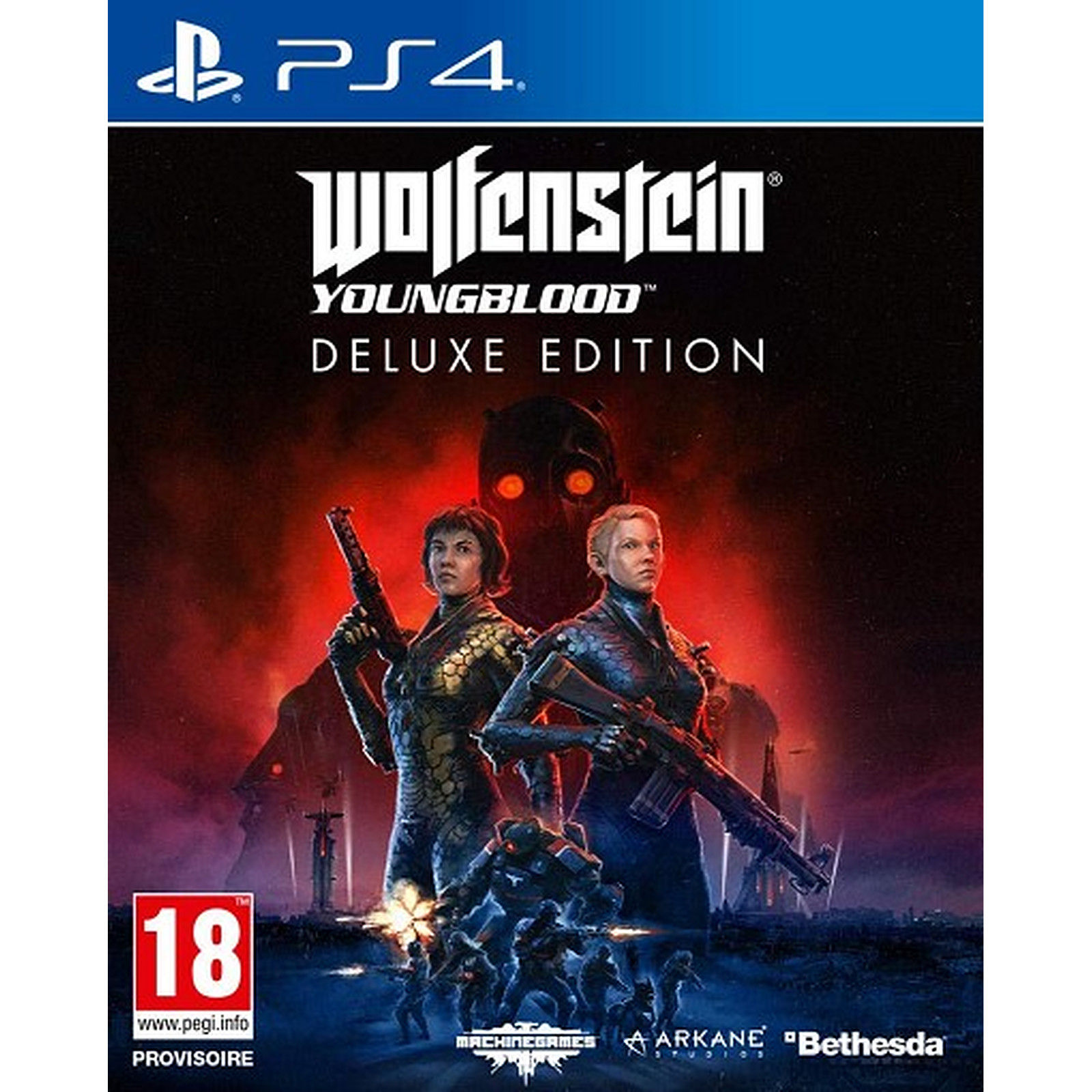 Wolfenstein YoungBlood (PS4)