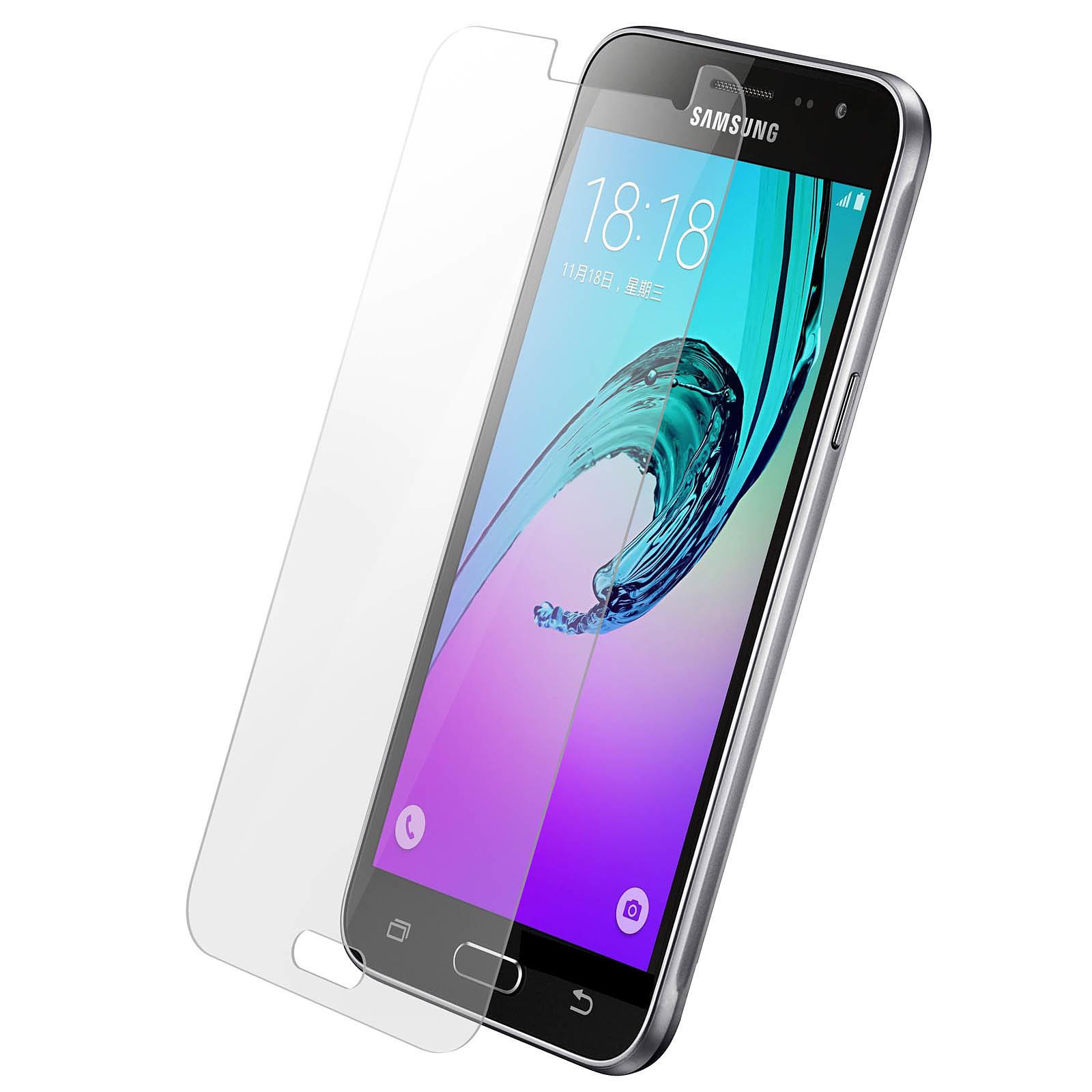 Avizar Film verre trempé Transparent pour Samsung Galaxy J3
