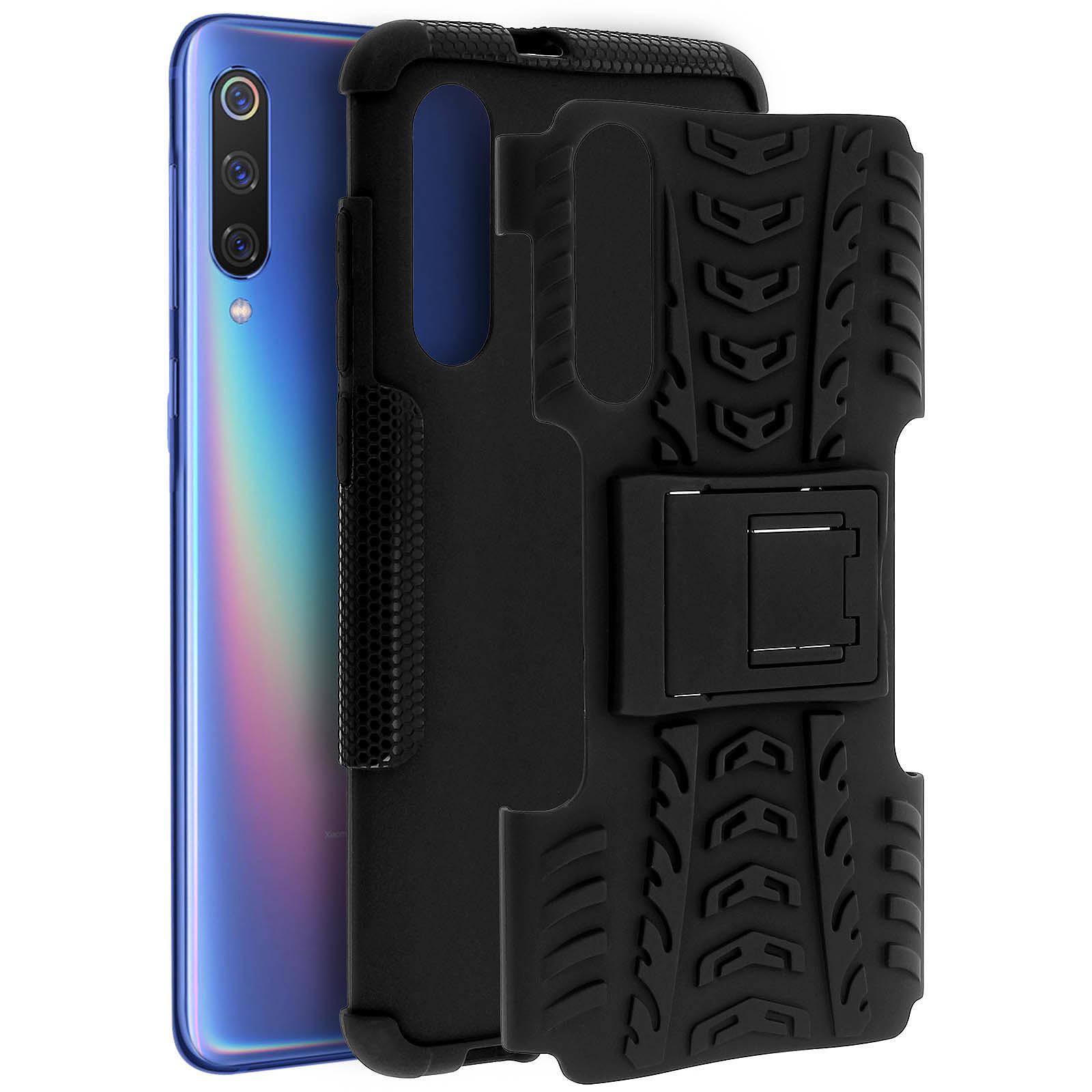 Avizar Coque Noir pour Xiaomi Mi 9