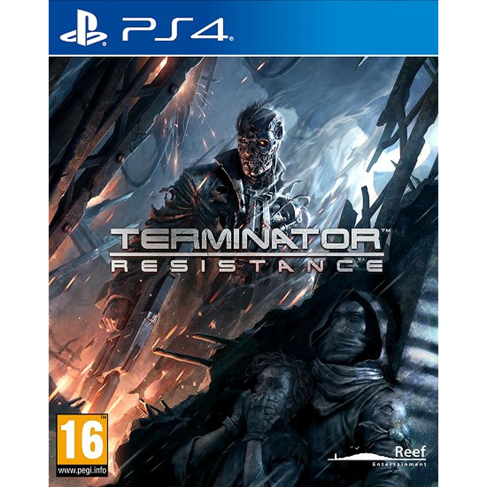 Terminator Resistance (PS4)