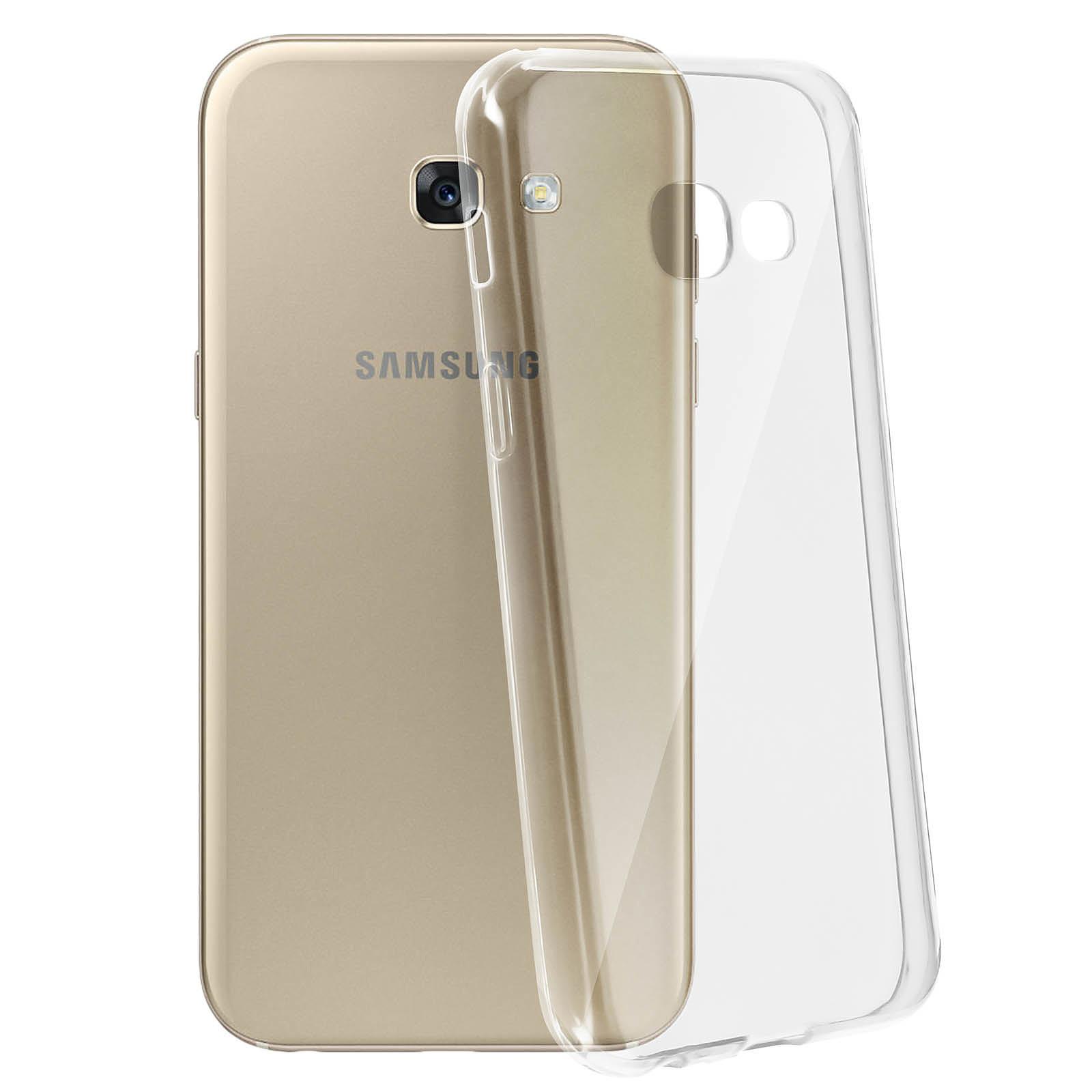 Avizar Coque Transparent pour Samsung Galaxy A3 2017