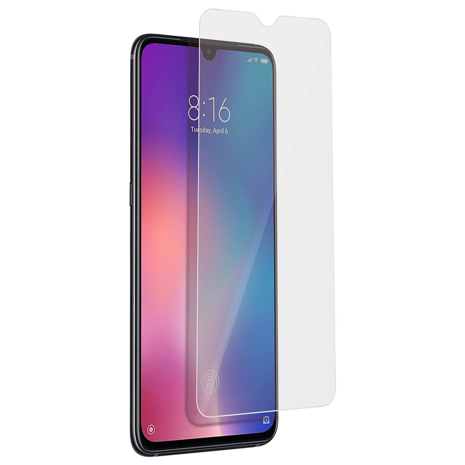 Avizar Film verre trempé Transparent pour Xiaomi Mi 9