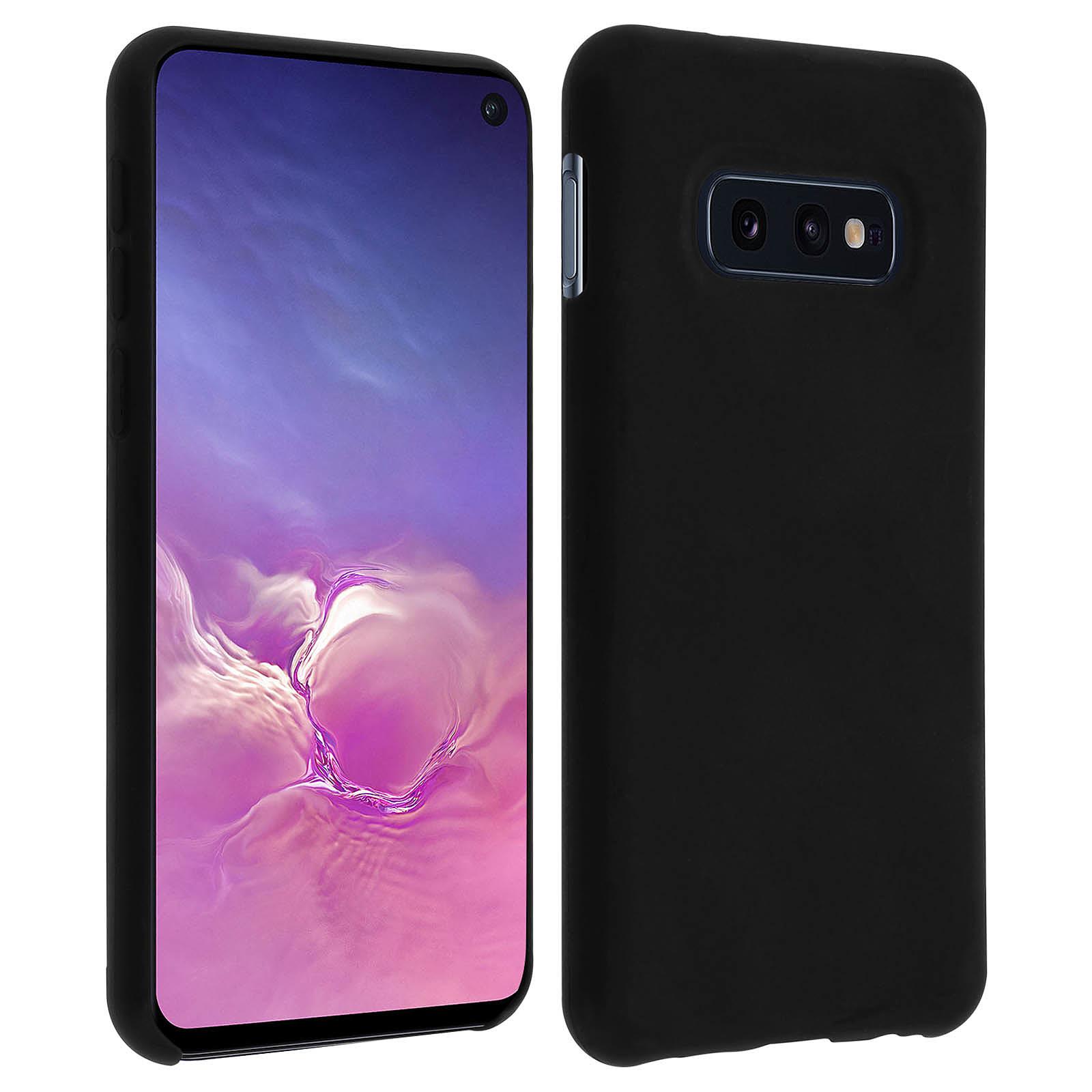 Avizar Coque Noir pour Samsung Galaxy S10e