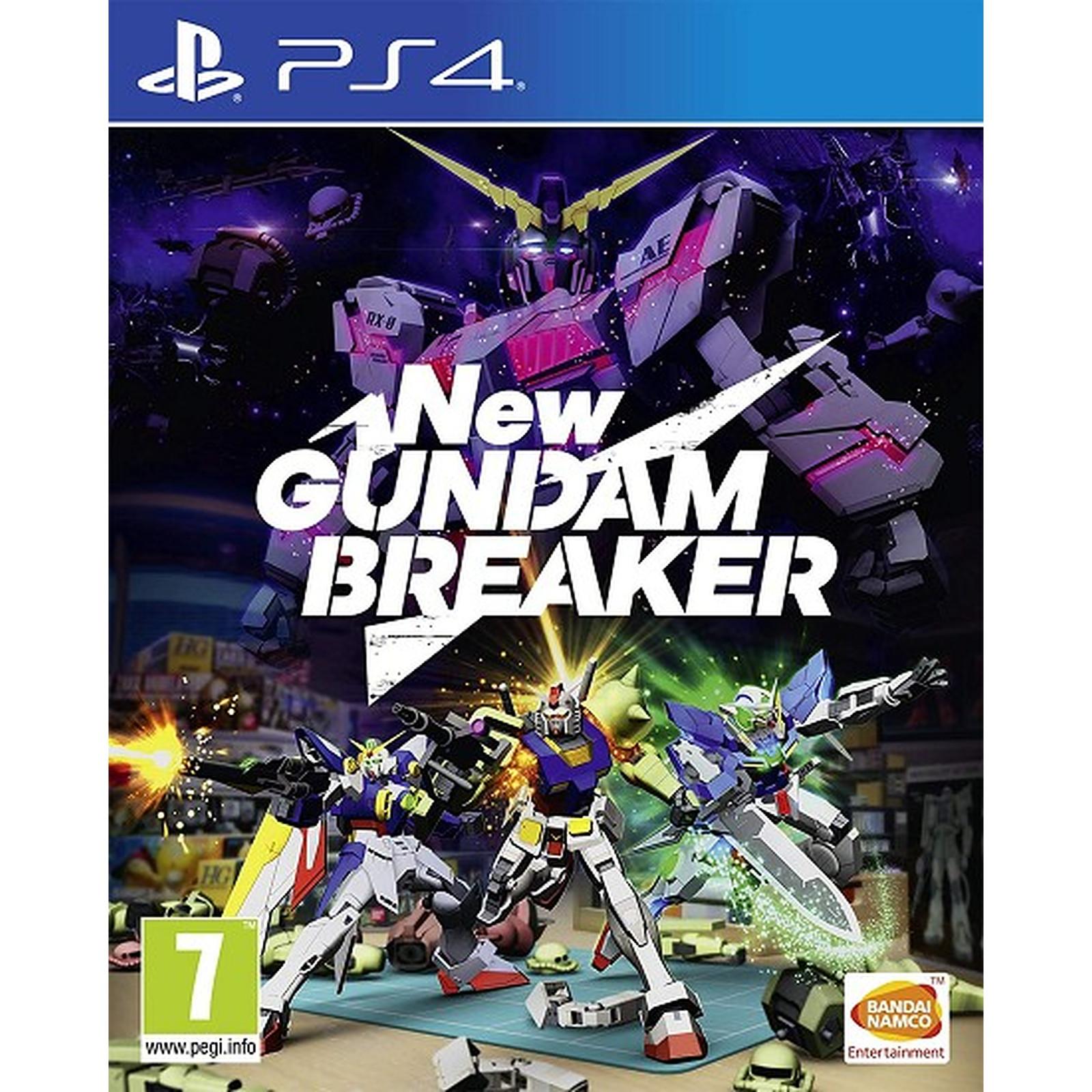 New Gundam Breaker (PS4)