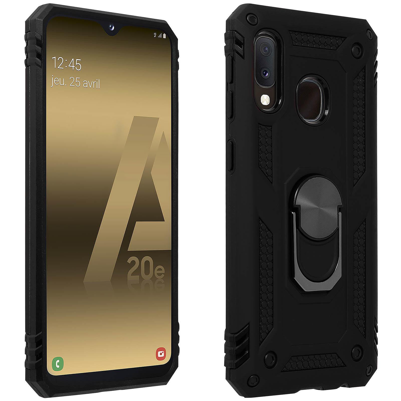 Avizar Coque Noir pour Samsung Galaxy A20e