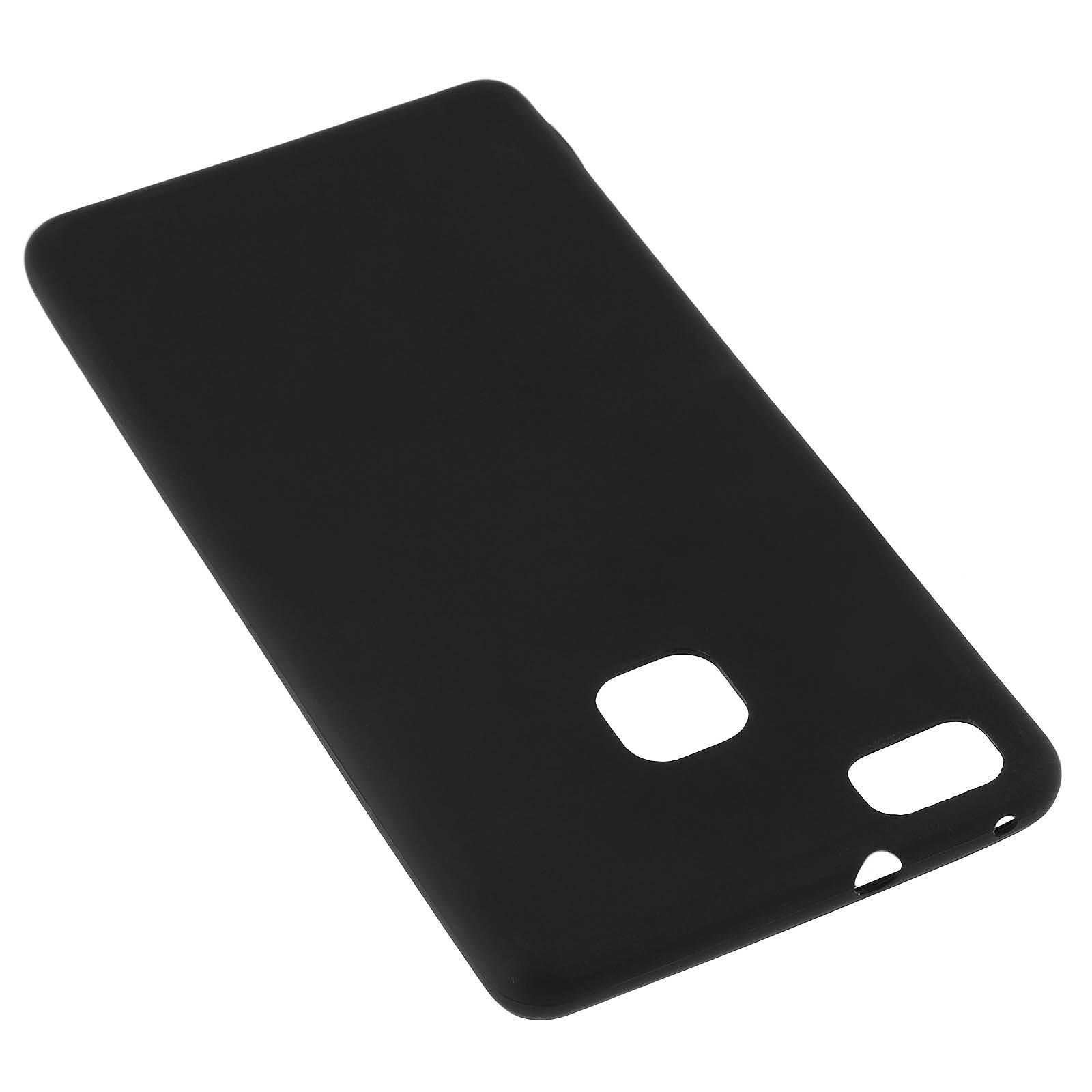 Avizar Coque Noir pour Huawei P9 Lite