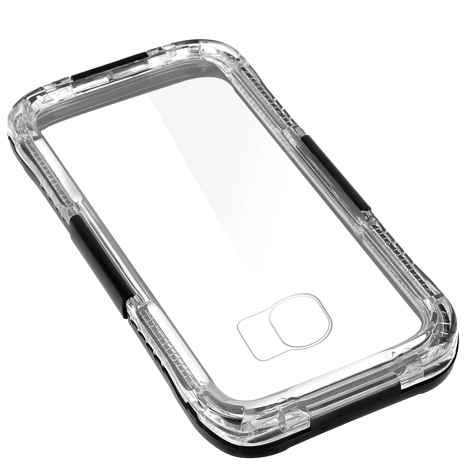Avizar Coque étanche Noir pour Samsung Galaxy S7 Edge - Coque téléphone Avizar sur LDLC