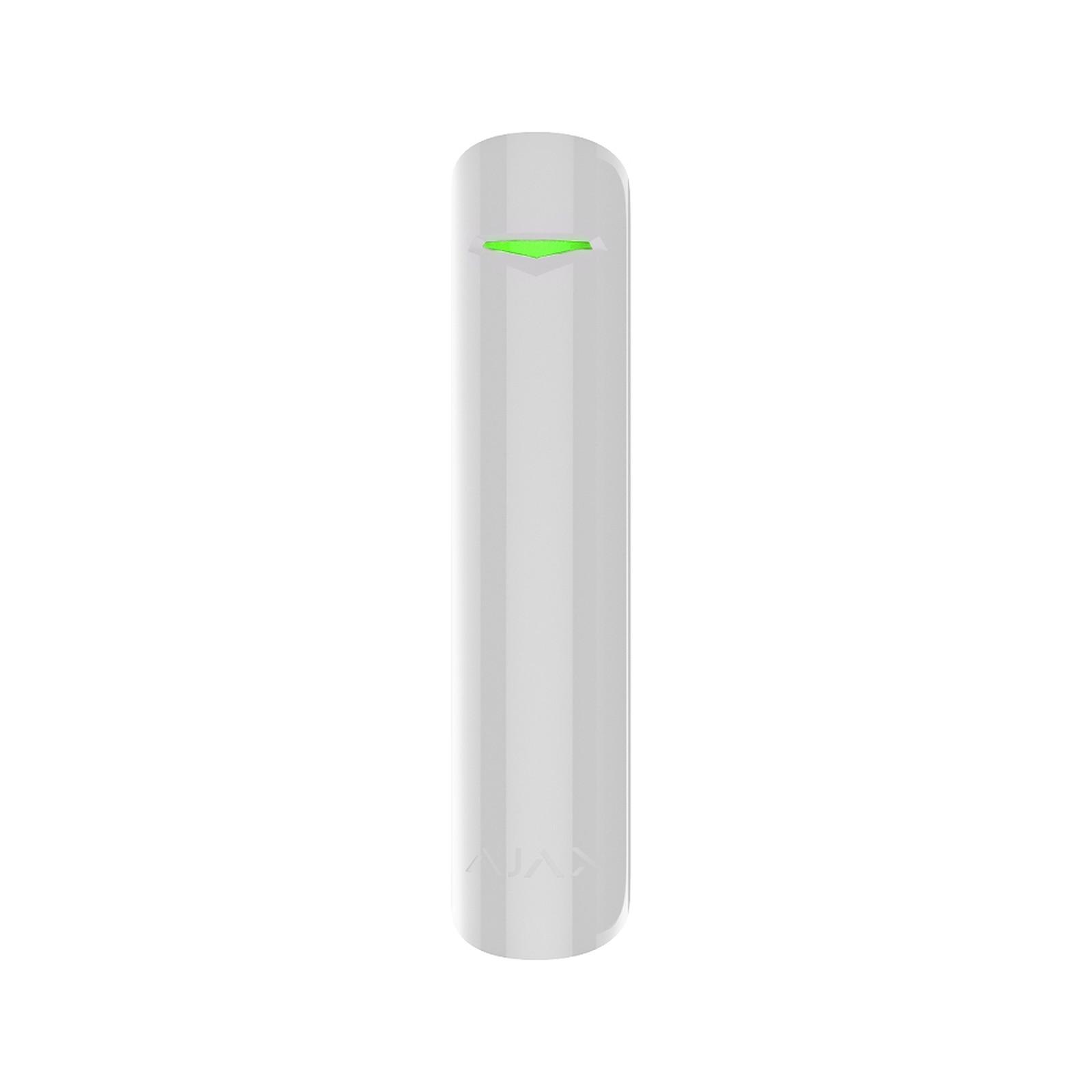 Détecteur de bris de vitre sans fil GlassProtect - Blanc - Ajax