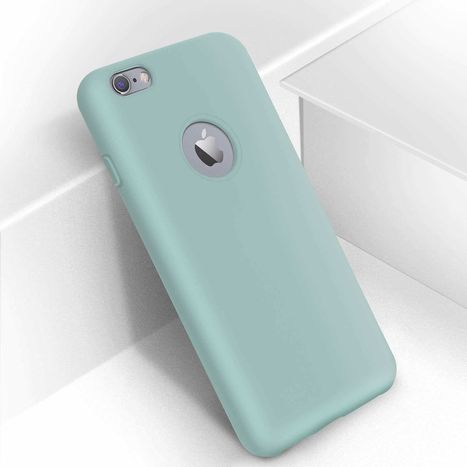 coque iphone 6s apple verte