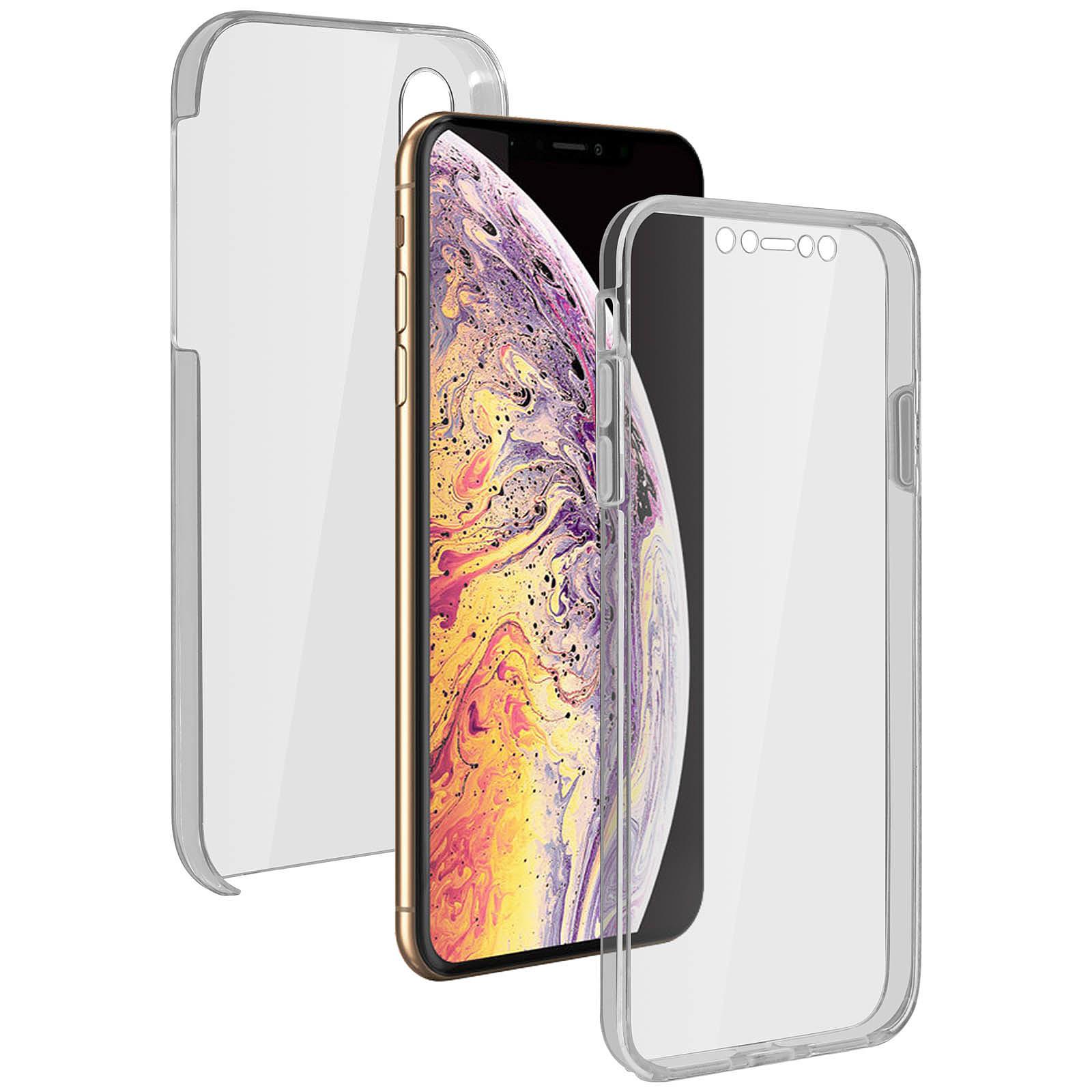 Avizar Coque Transparent pour Apple iPhone XS Max