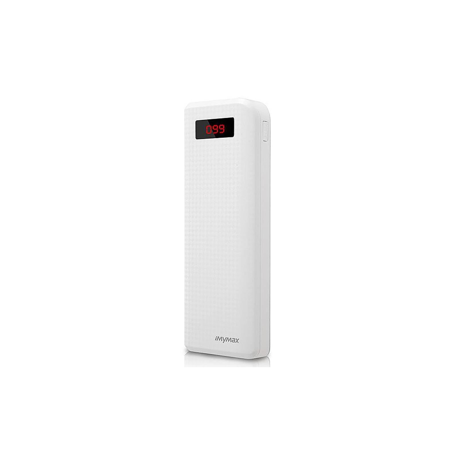 IMYMAX Batterie externe 20 000 mAh à écran LCD