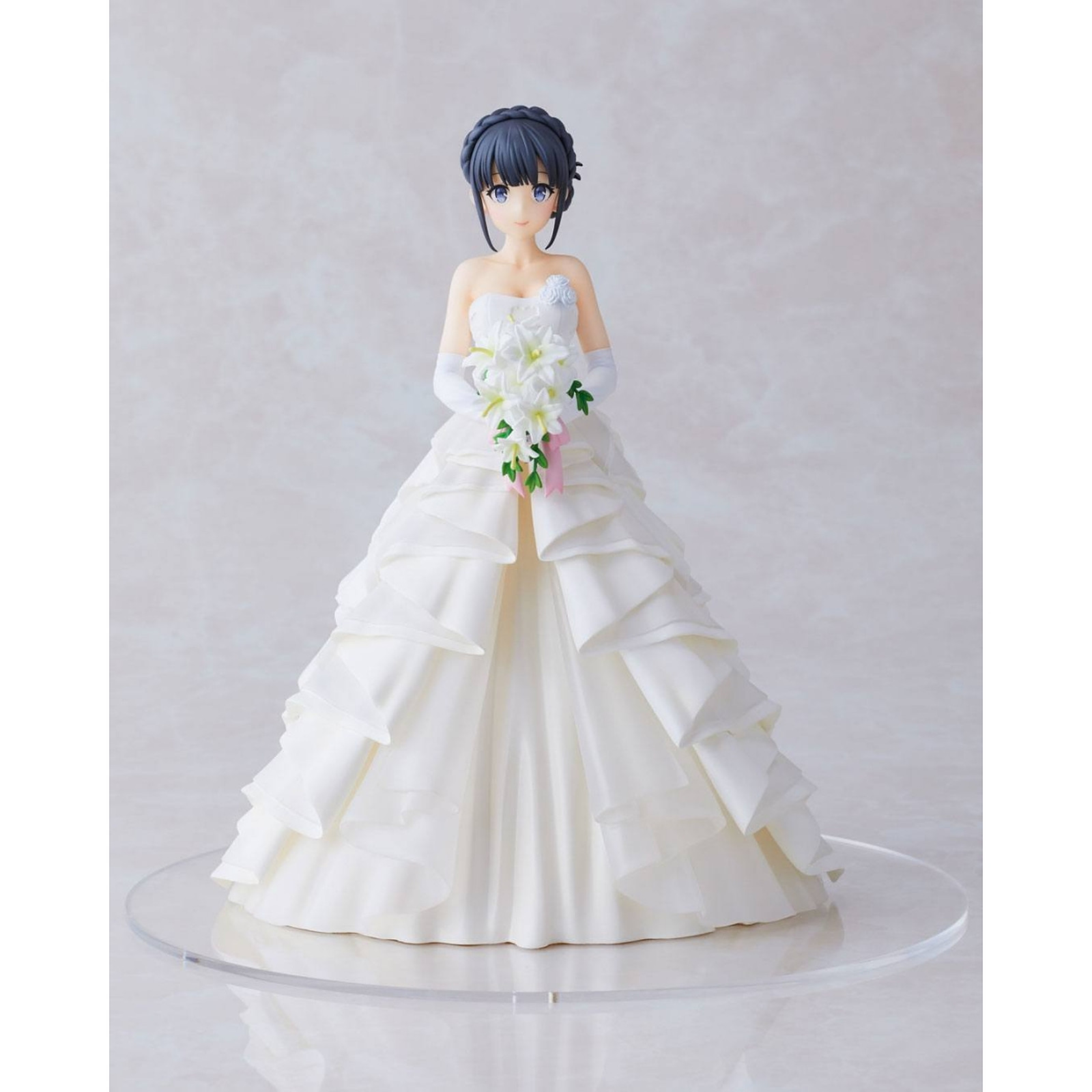 Rascal Does Not Dream of Bunny Girl Senpai - Statuette 1/7 Shoko Mahinohara Wedding Ver. 22 cm