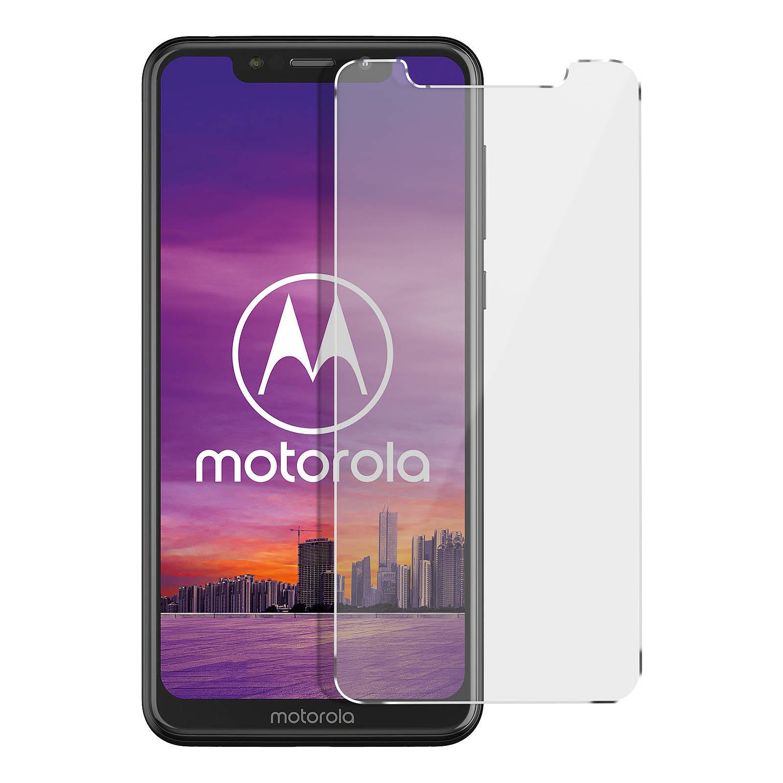 Avizar Film verre trempé Transparent pour Motorola One