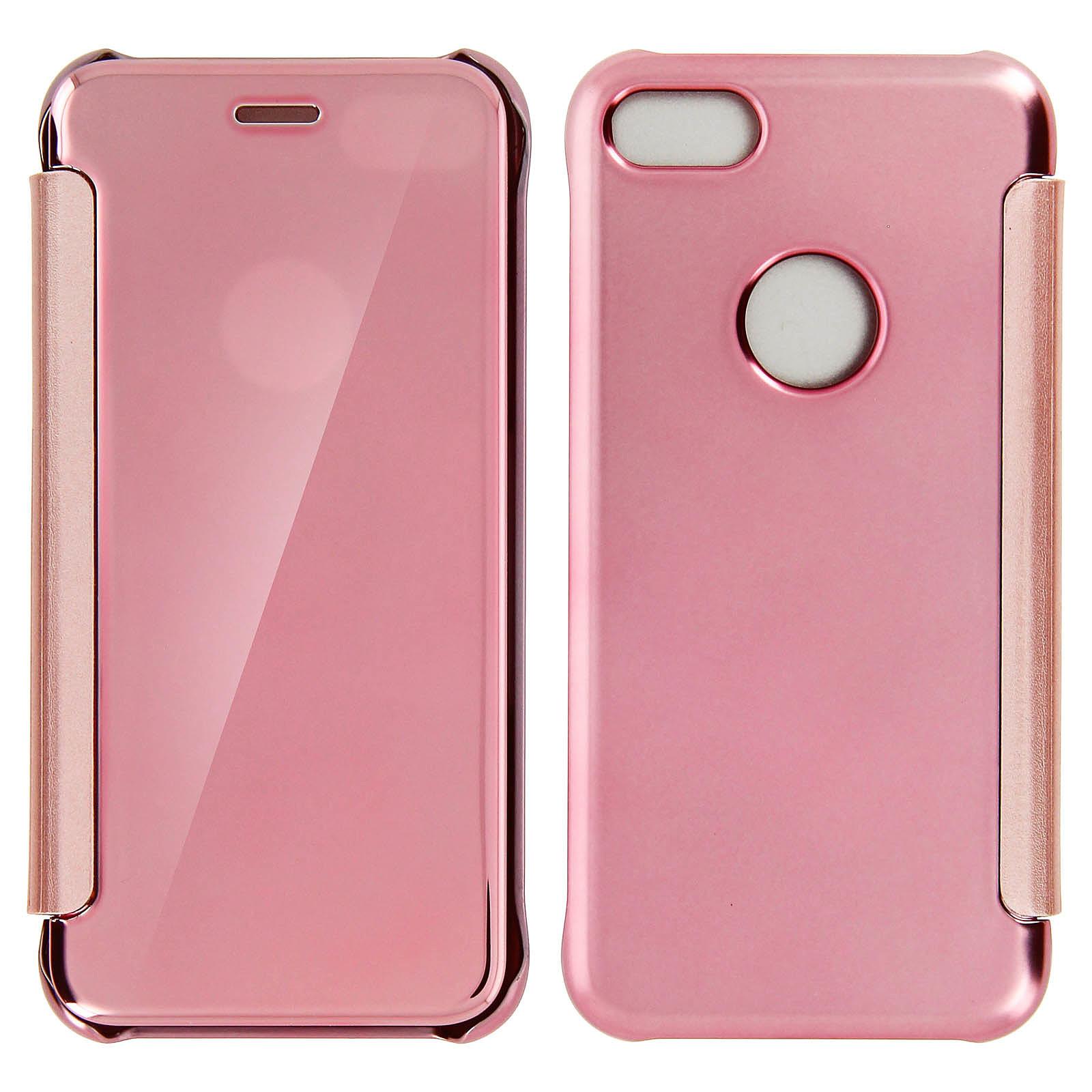 Avizar Etui folio Rose pour Apple iPhone 7 , Apple iPhone 8 , Apple iPhone SE 2020
